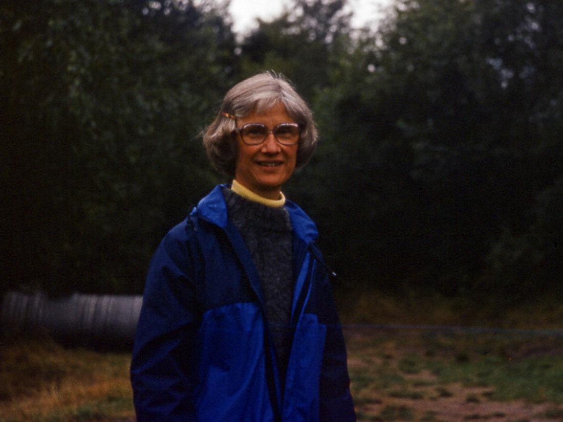 Toni Packer
