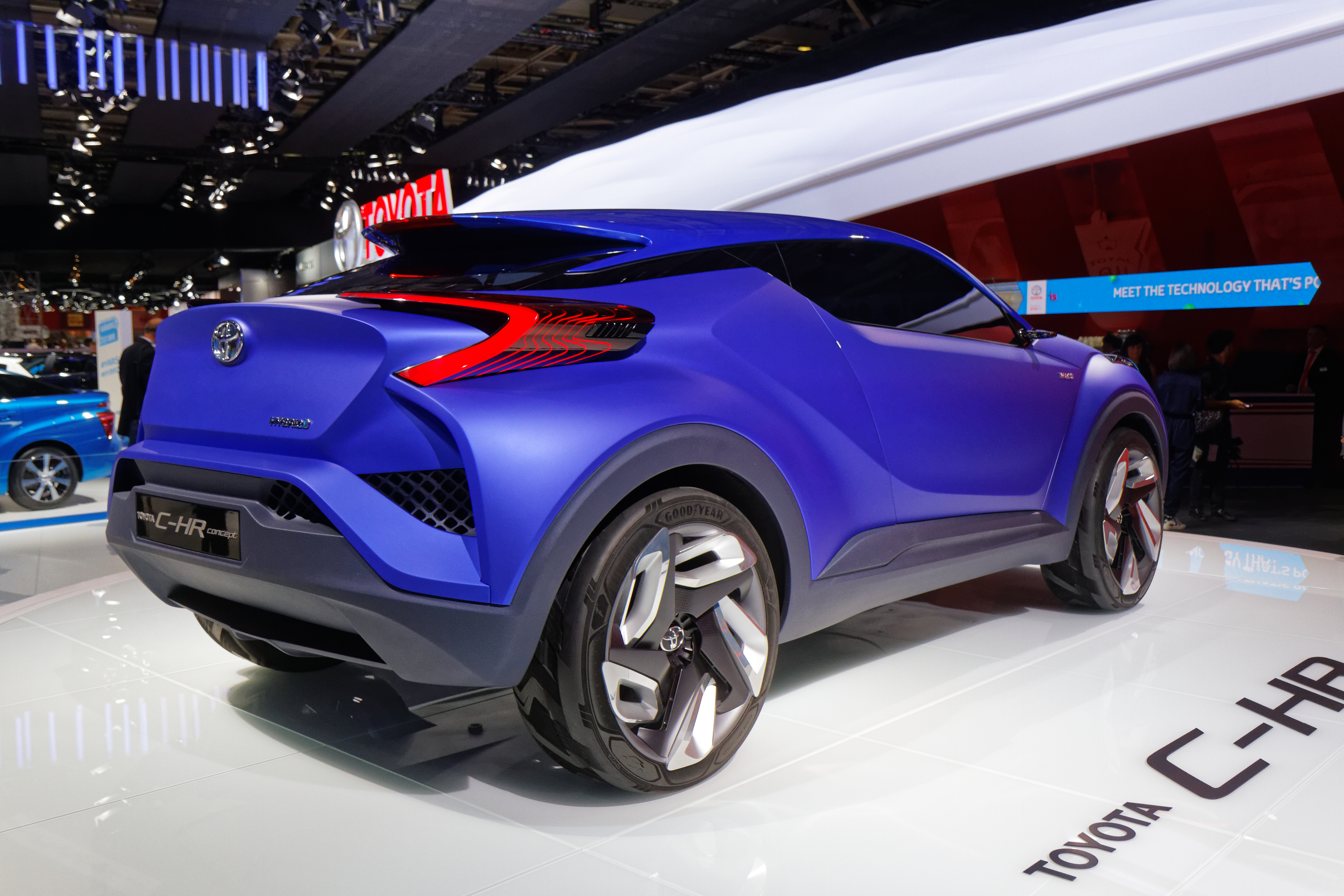 Toyota concept vehicles 2010–2019 Wikiwand