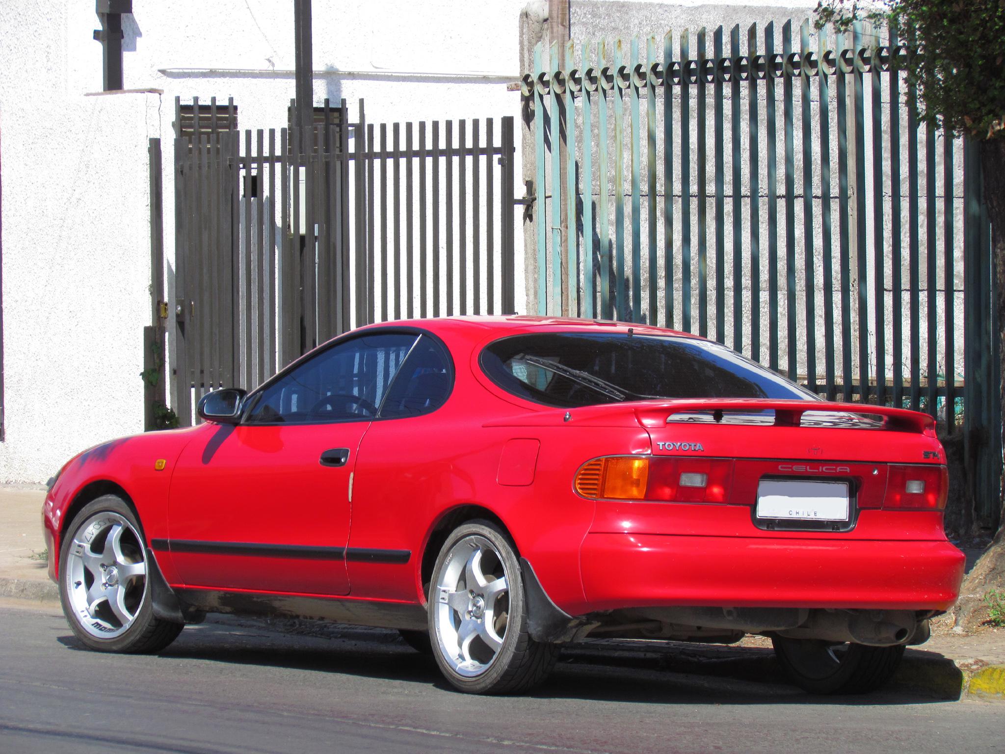 Kelebihan Toyota Celica 1992 Top Model Tahun Ini