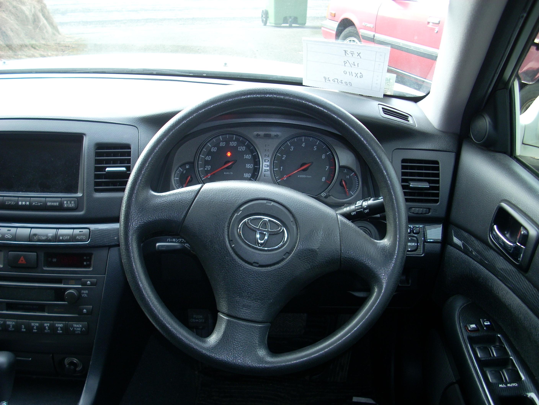 file toyota mark ii blit steering wheel jpg wikimedia commons. Black Bedroom Furniture Sets. Home Design Ideas