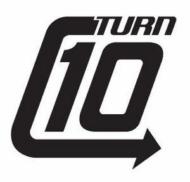Logo of Turn 10 Studios