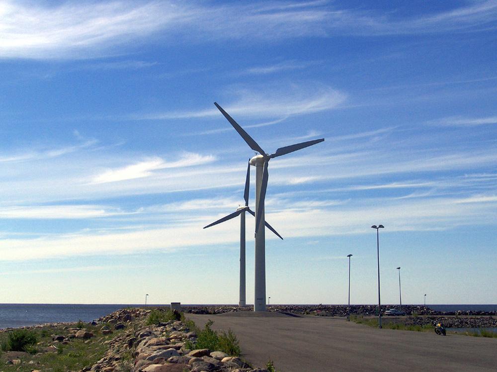 Tuulivoimalat