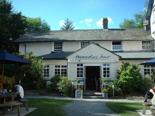 Tweedies Bar in Grasmere - geograph.org.uk - 501572