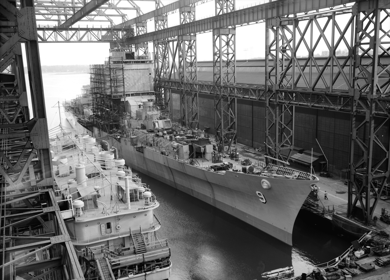 Tales of nuclear cruiser uss long beach