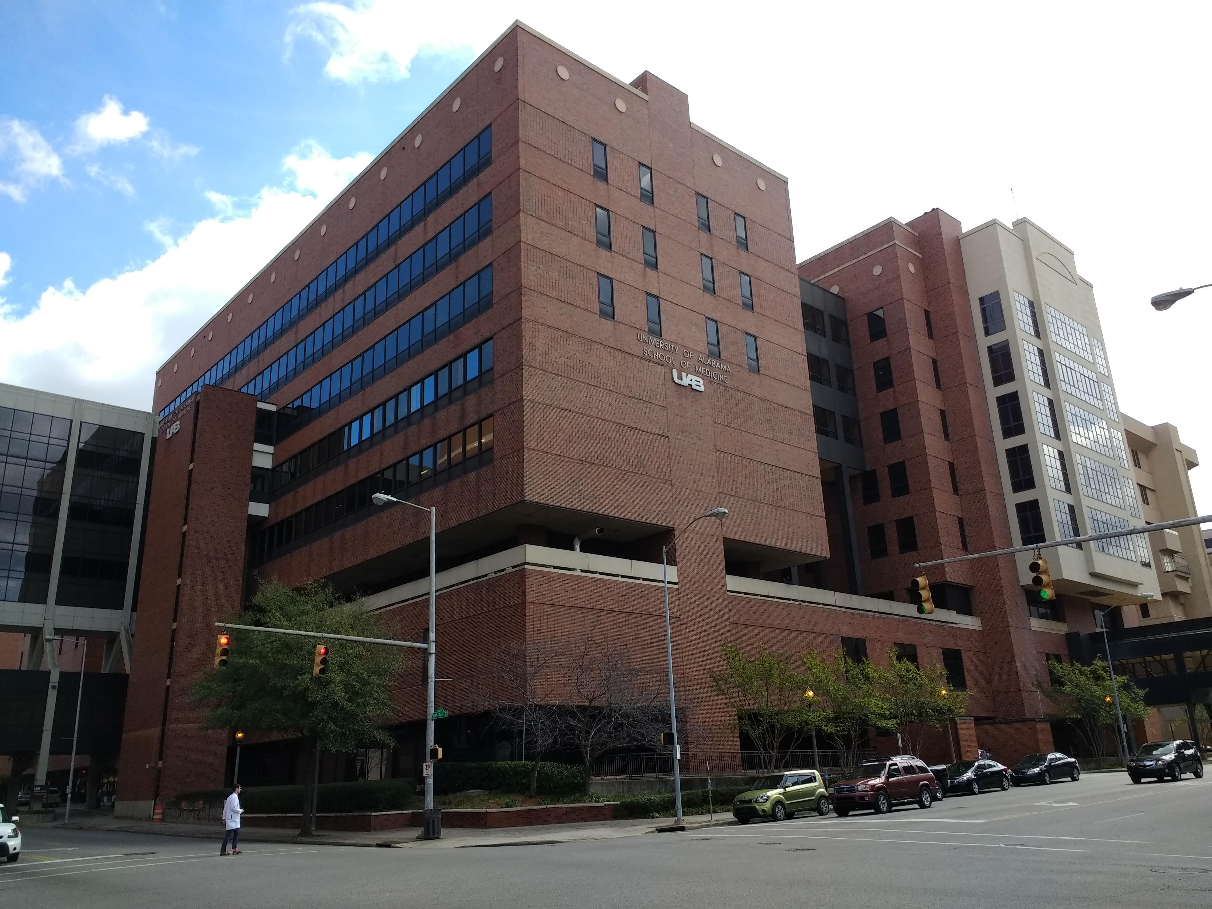 University of Alabama School of Medicine - Wikipedia