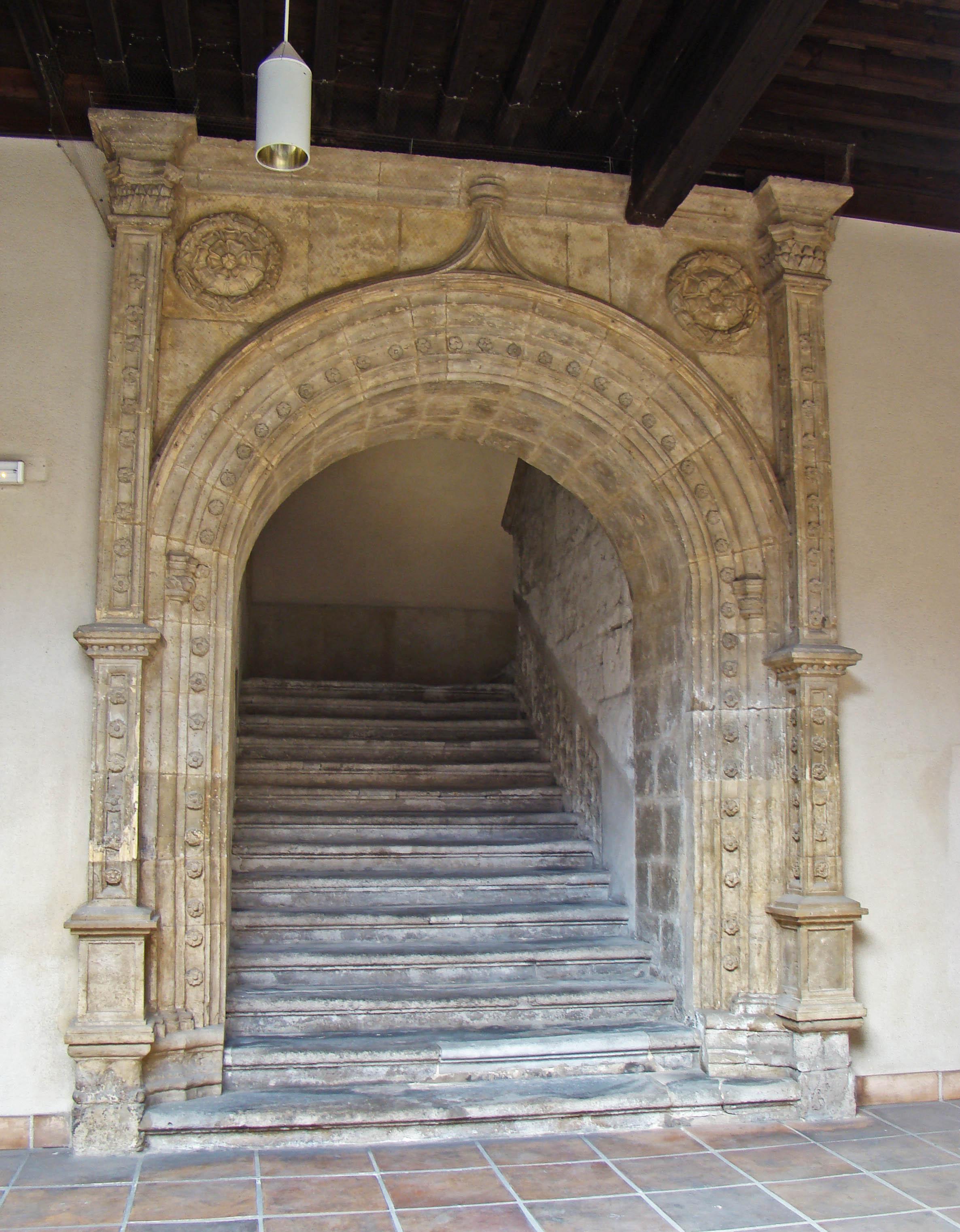 File valladolid palacio vivero patio acceso segundo piso for Viveros valladolid