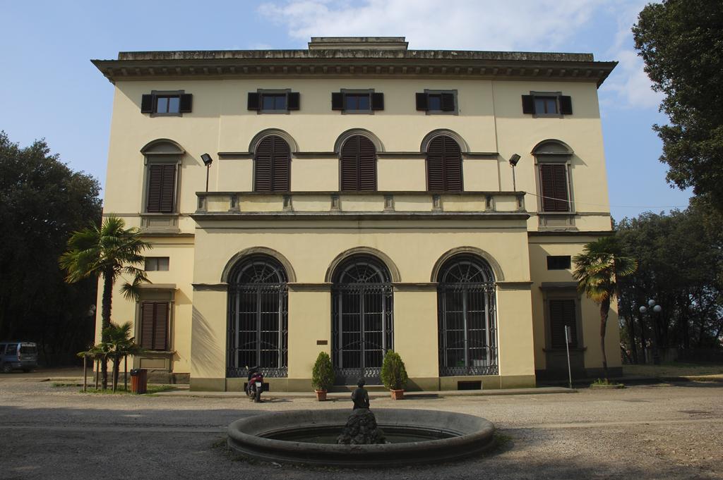 Photo Facade Villa : File villa strozzi south facade g wikimedia commons