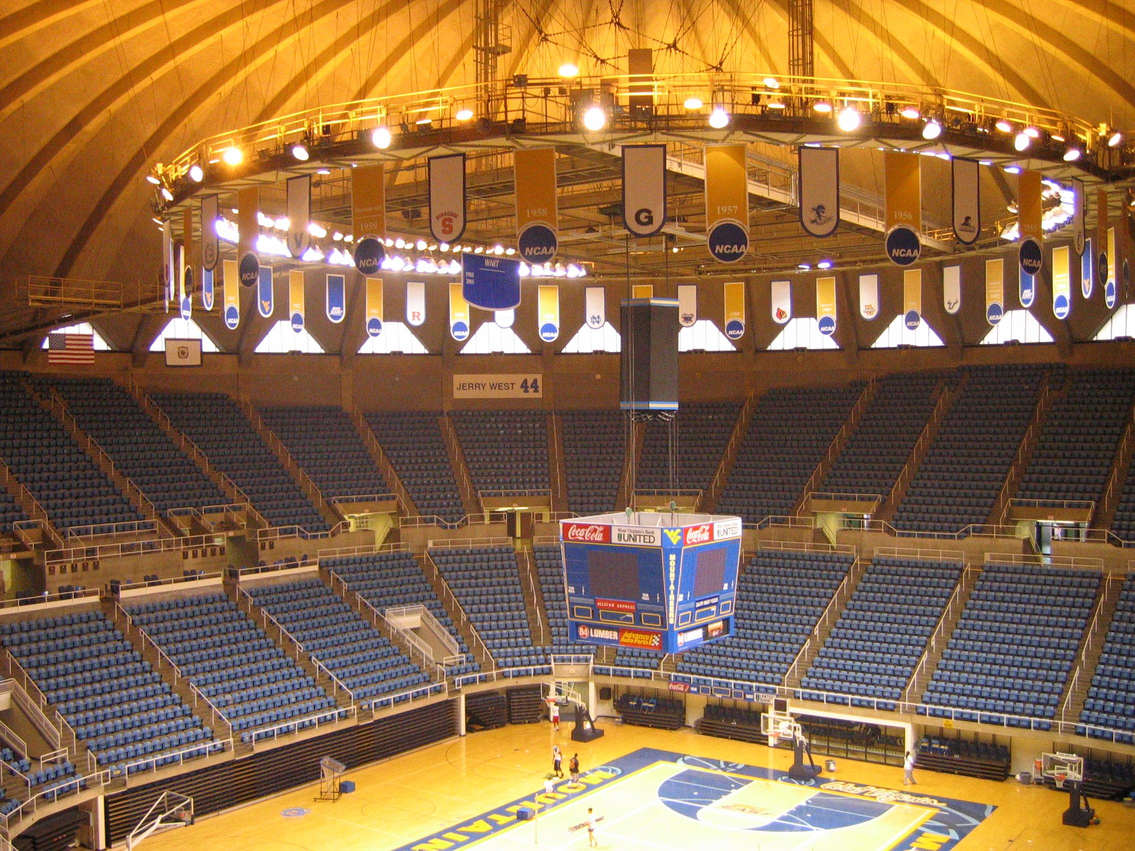 West Virginia (WVU) Basketball Tickets | SeatGeek