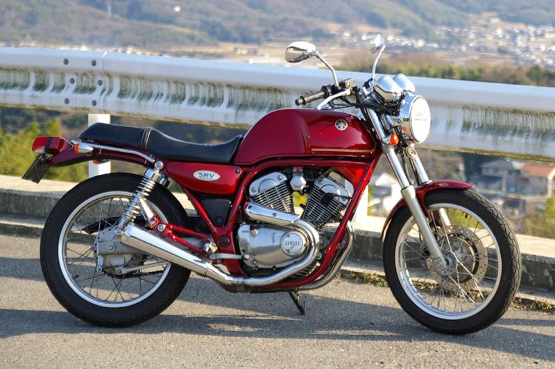 Yamaha Srv