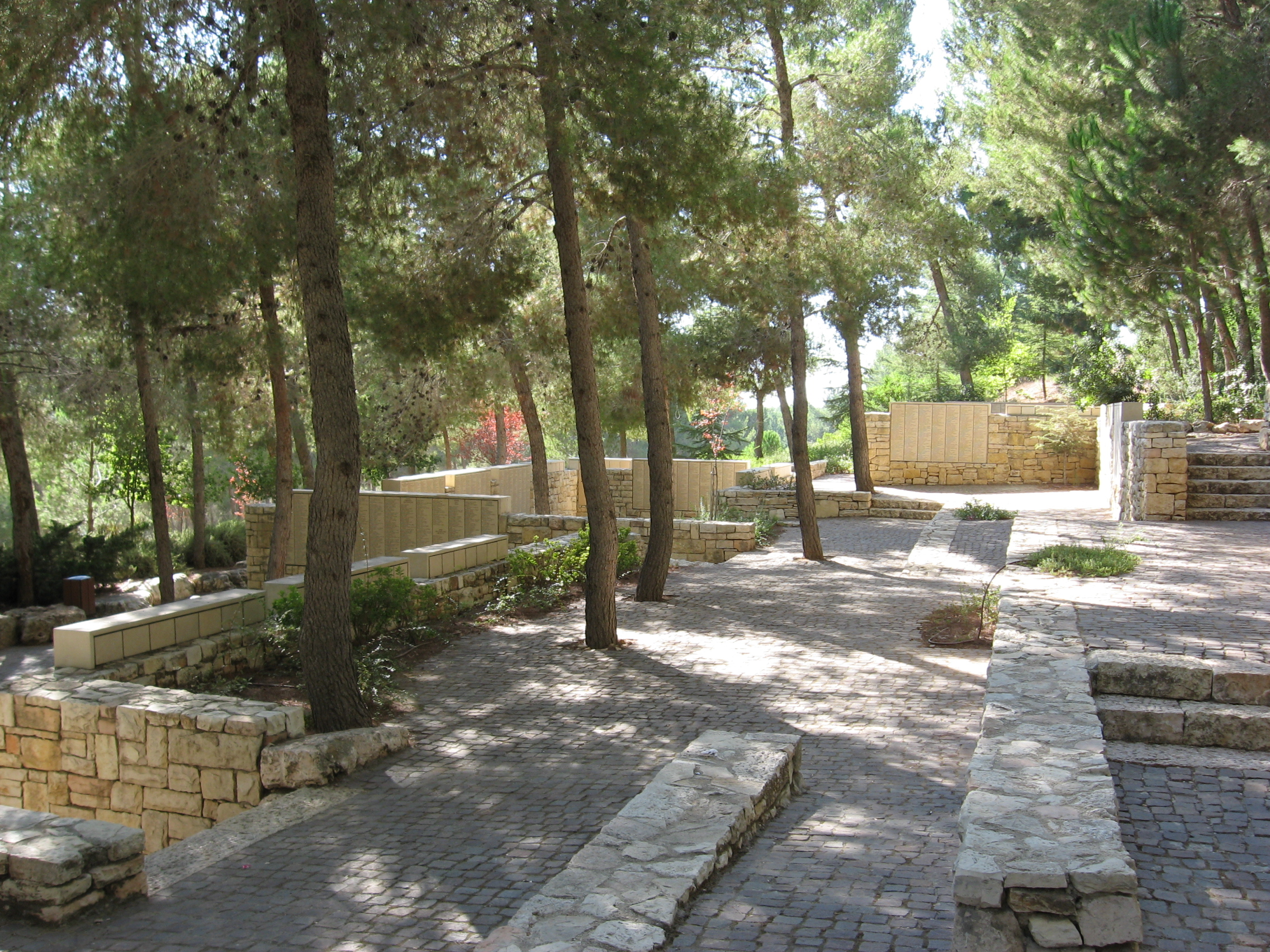 Garden of the Righteous Among the Nations - Wikipedia