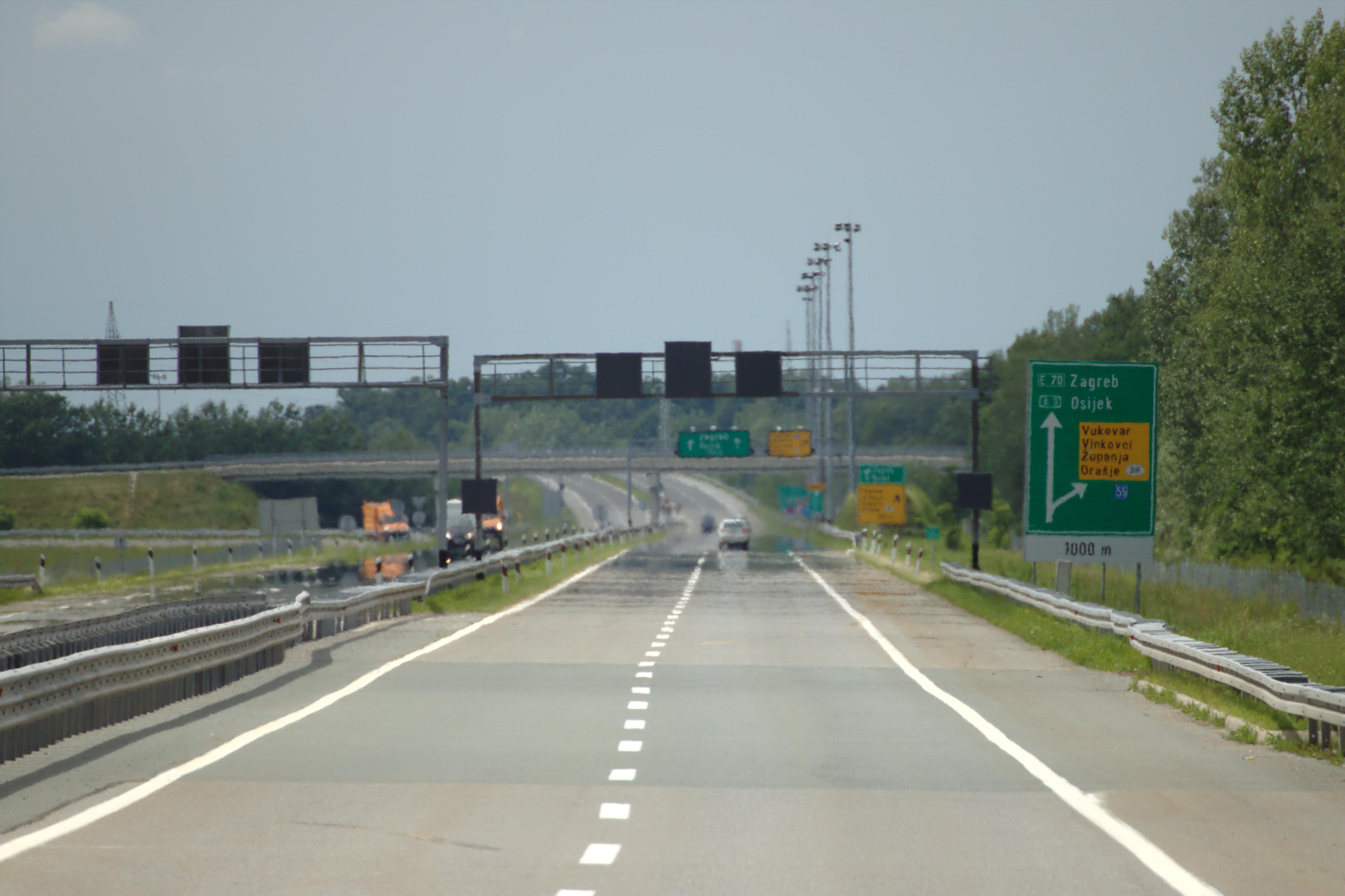 Filežupanja Dálnice Záhřeb Lipovacjpg Wikimedia Commons