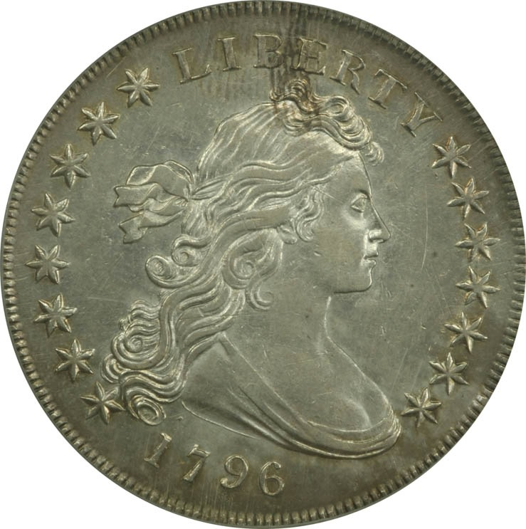 Draped Bust Dollar Wikipedia
