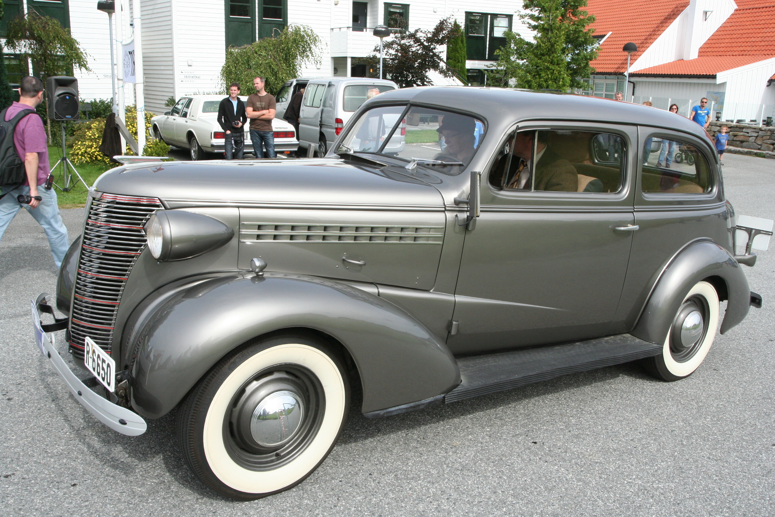 File 1938 Chevrolet 2 Door Sedan Owner Sigve Carlsen Img