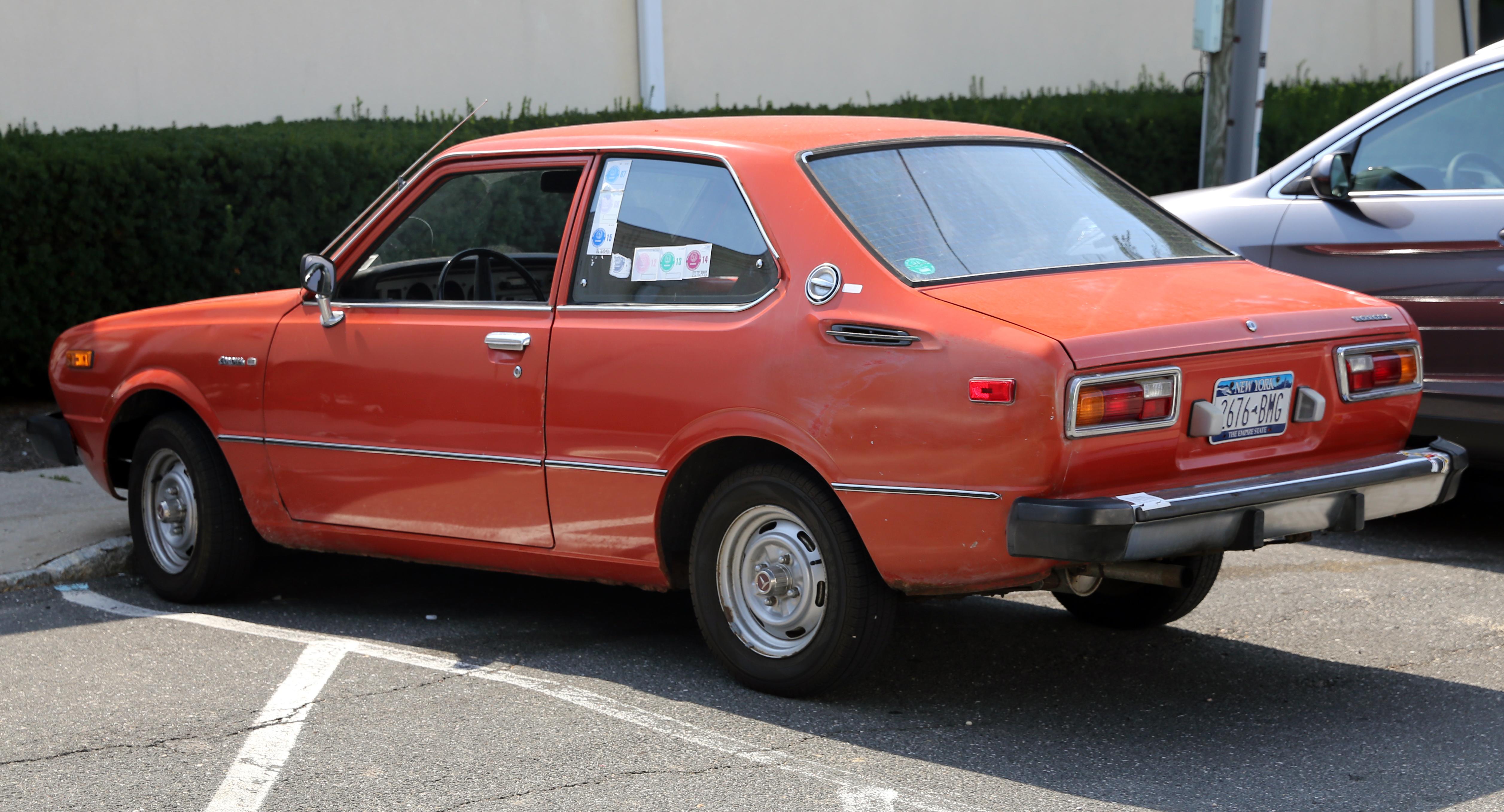 Kekurangan Toyota Corolla 1977 Harga