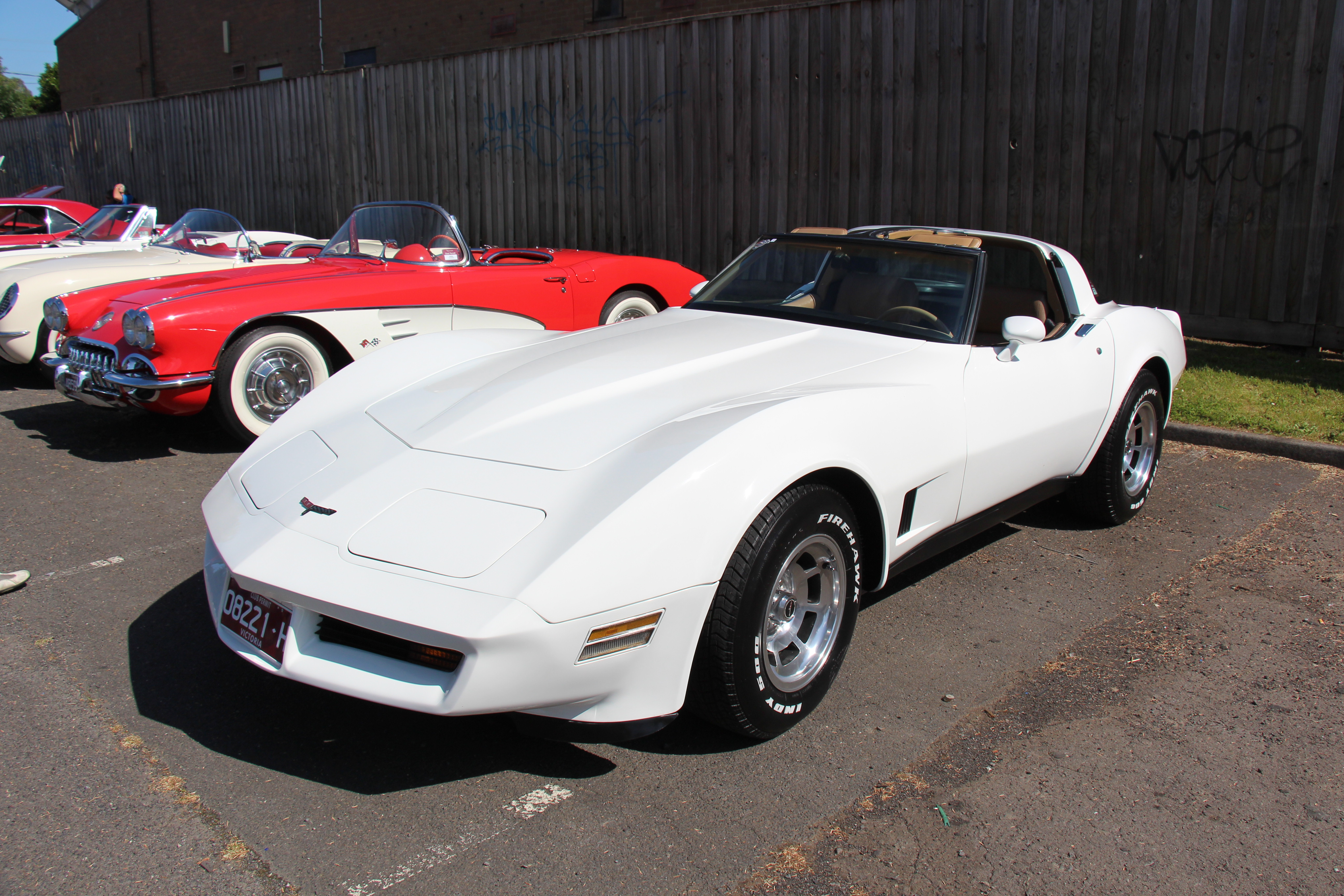 Chevrolet C Corvette T Top