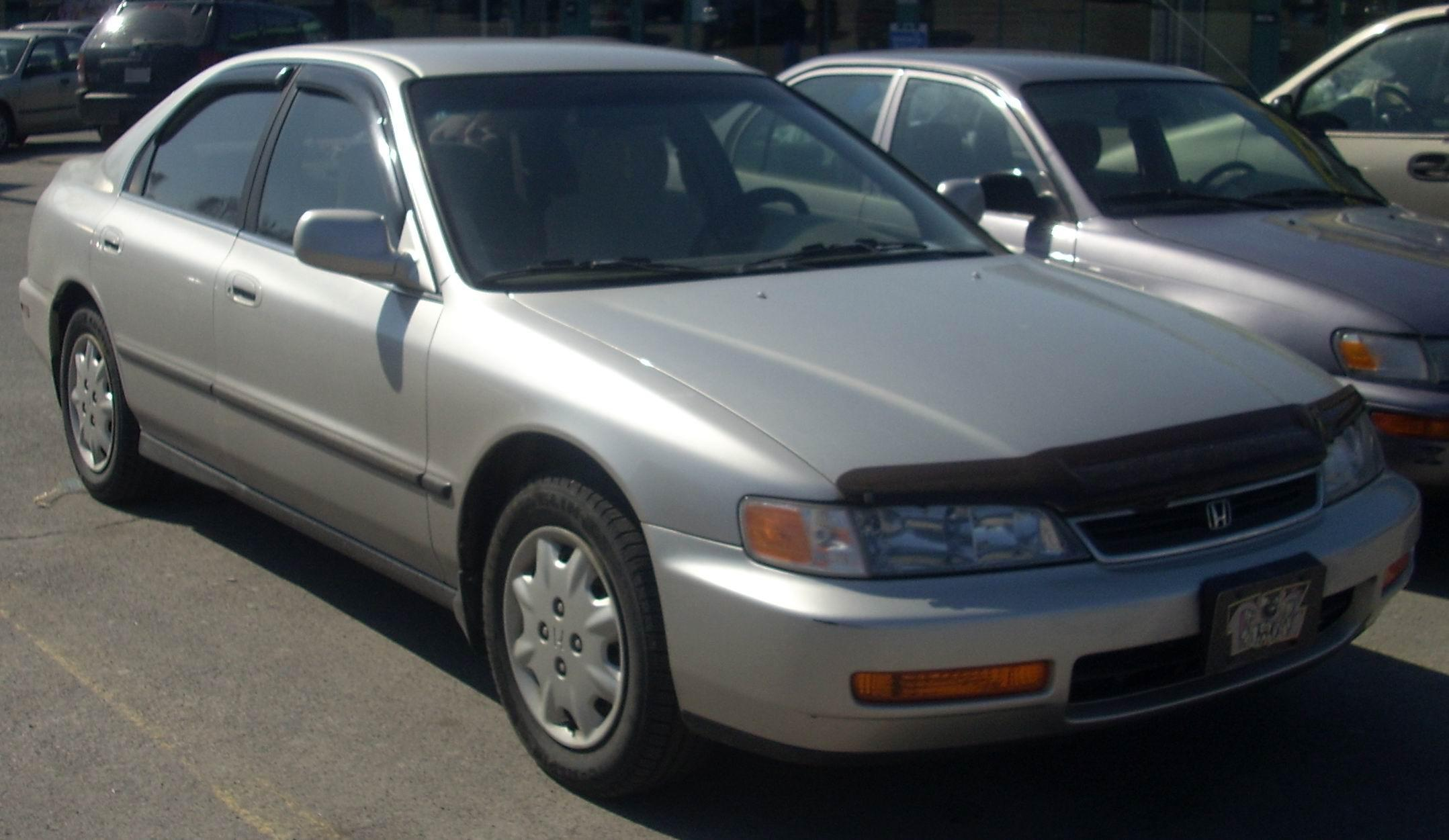 Honda Accord Sedan Sport (1996-1997)