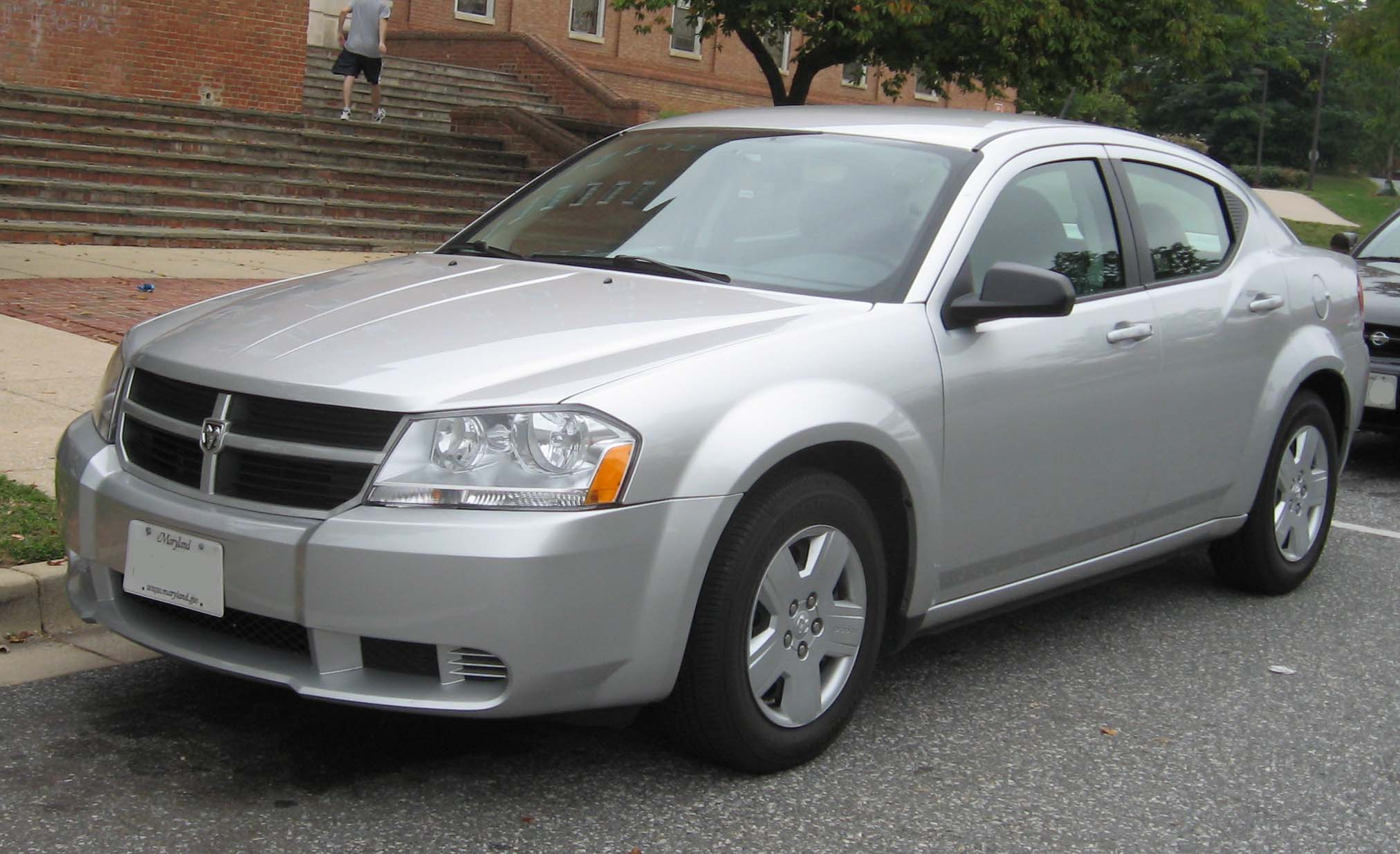 2008 Dodge Avenger Se Www Proteckmachinery Com