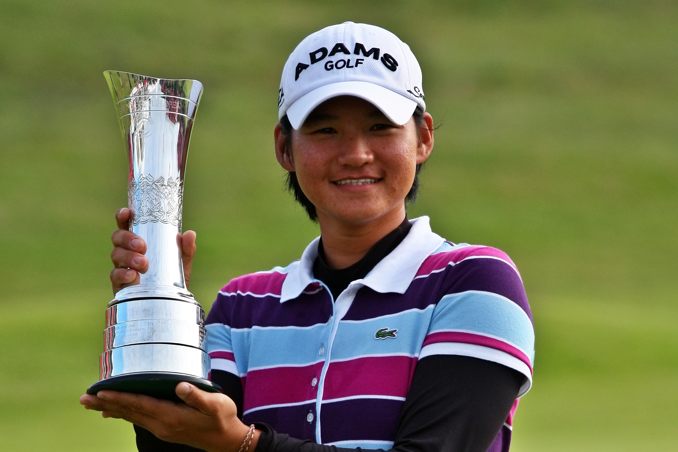 Image result for yani tseng wins 2010 ricoh british open