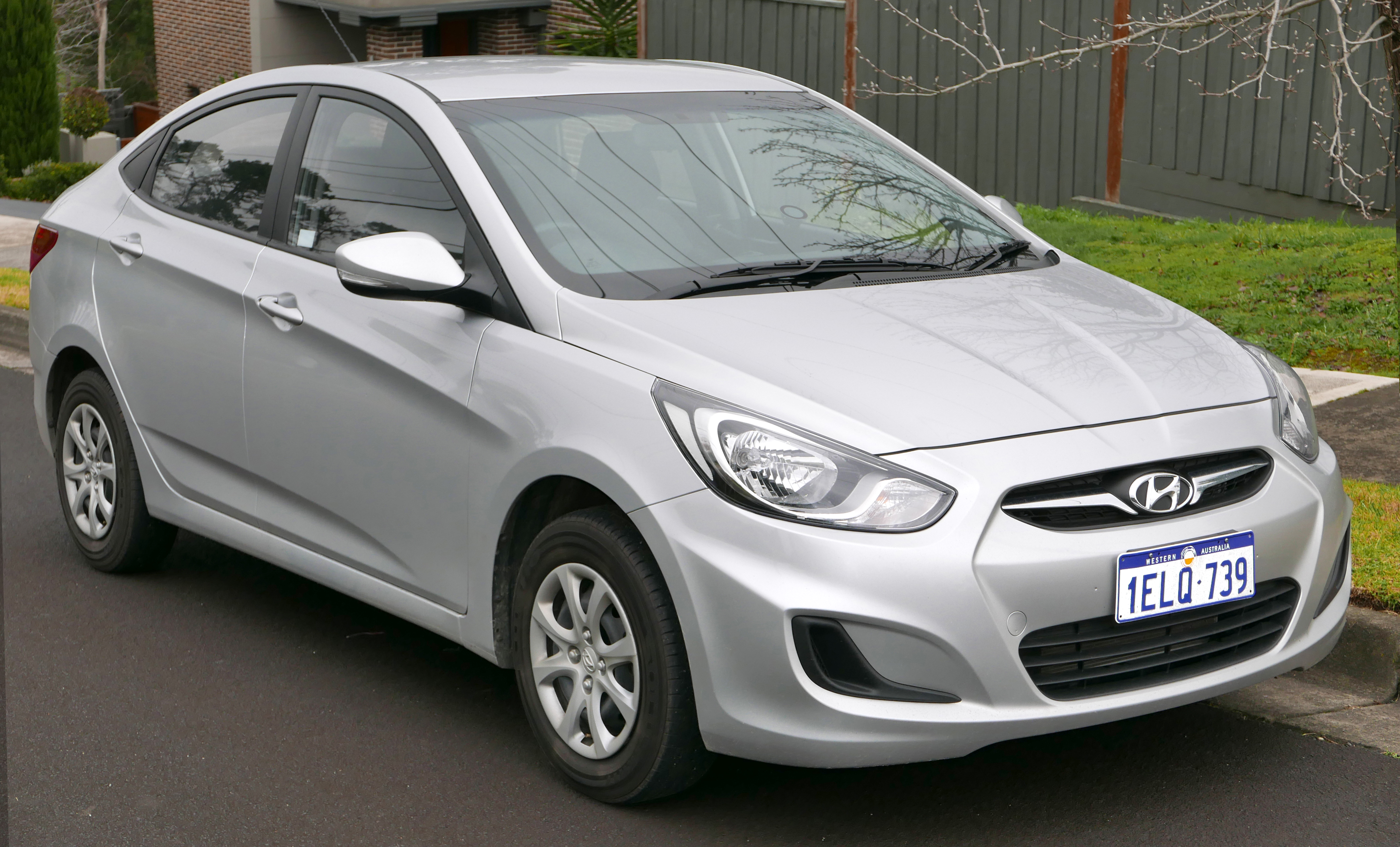 2014 Hyundai Accent Autos Post