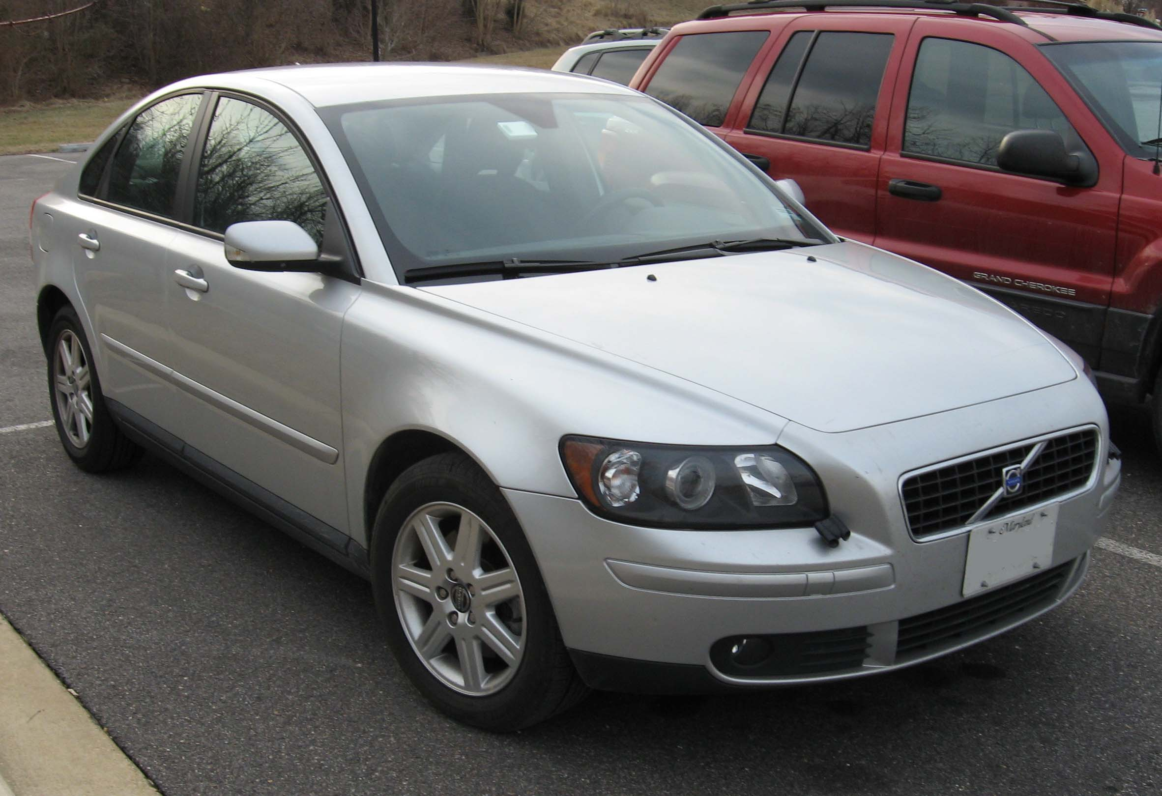 File:2nd-Volvo-S40-T5.jpg - Wikimedia Commons