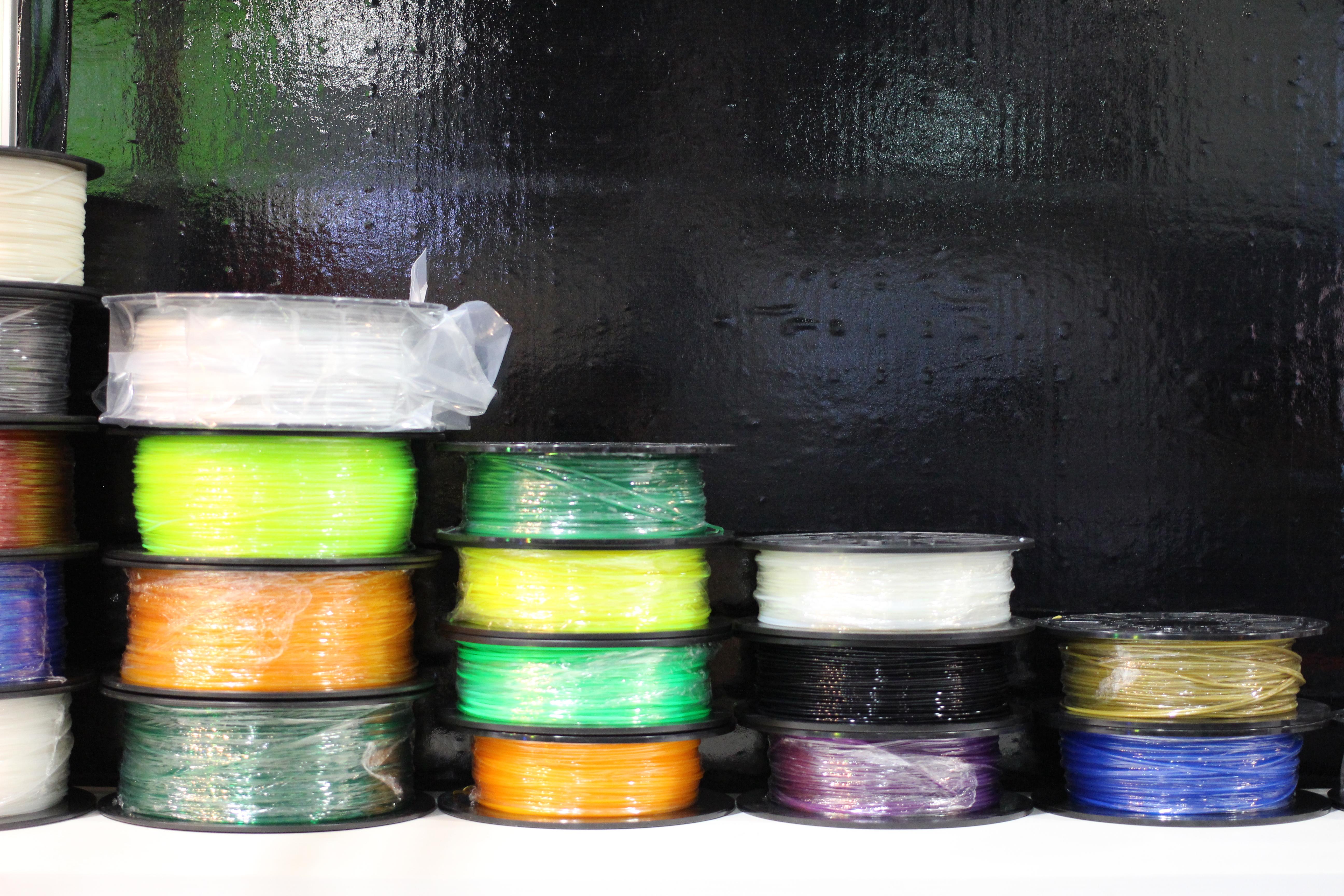 3D printing filament - Wikipedia