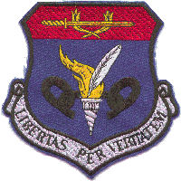 581st Air Resupply Wing - Emblem