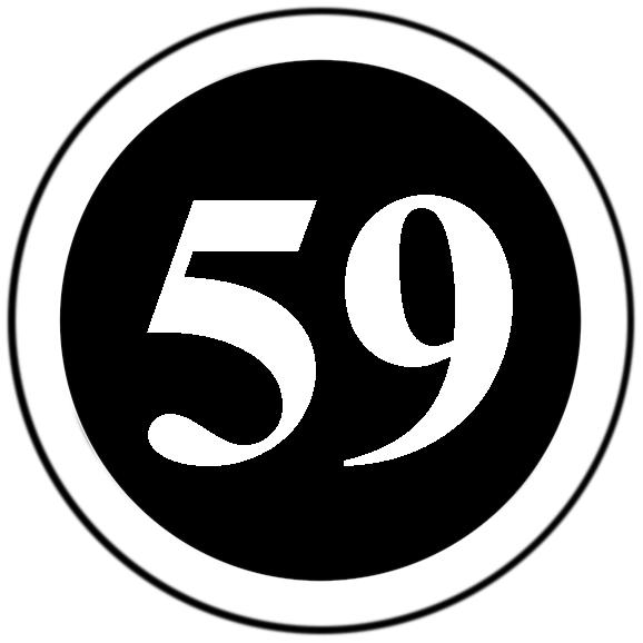 59 club logo
