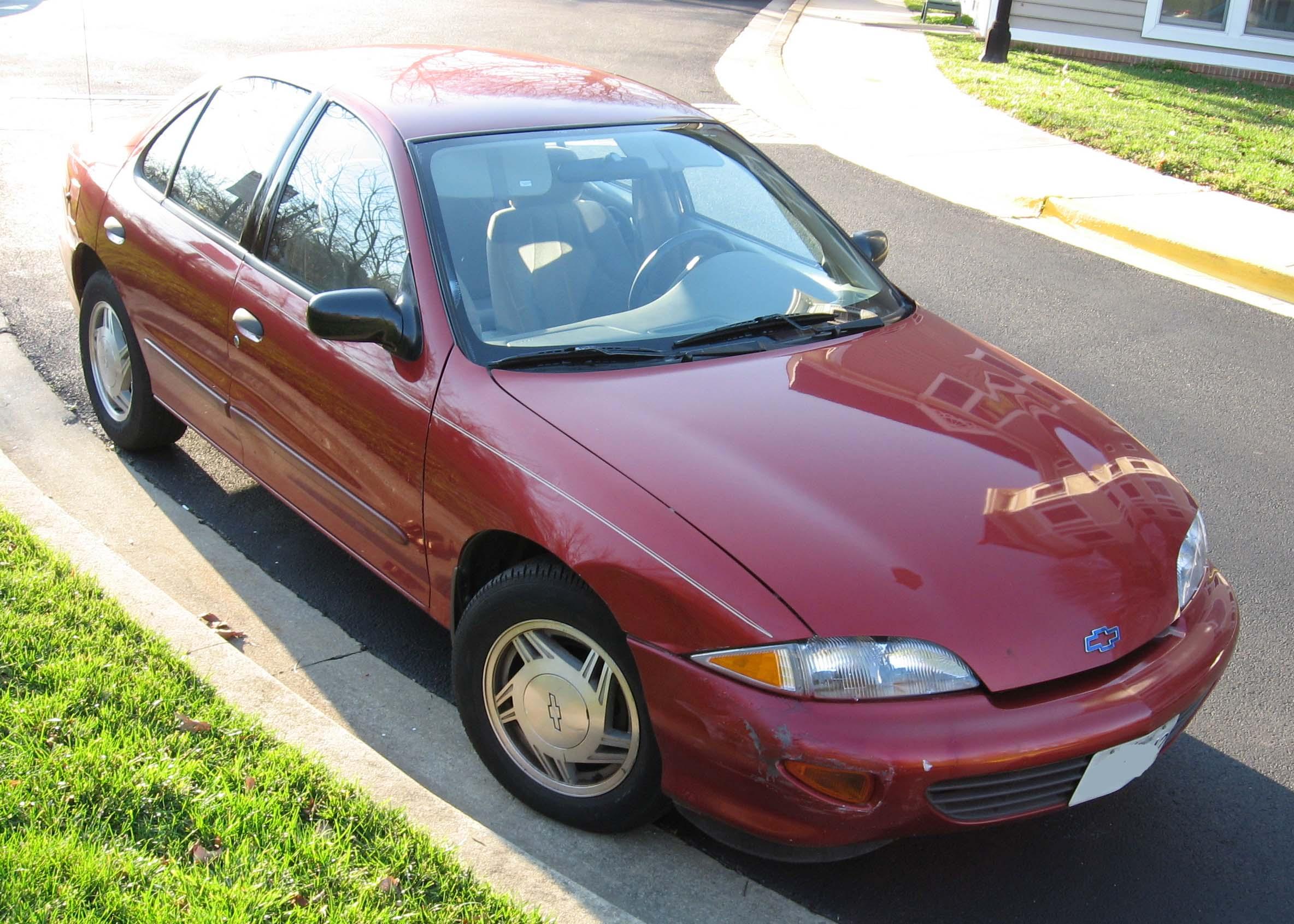 File95 99 Chevrolet Cavalier 2