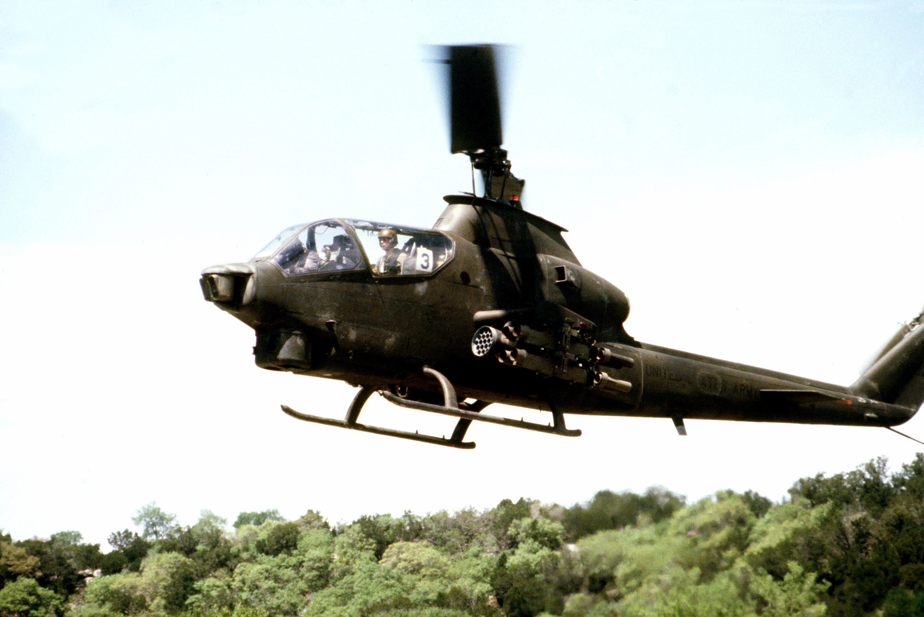 Bell AH-1 Cobra - Military Wiki Ah