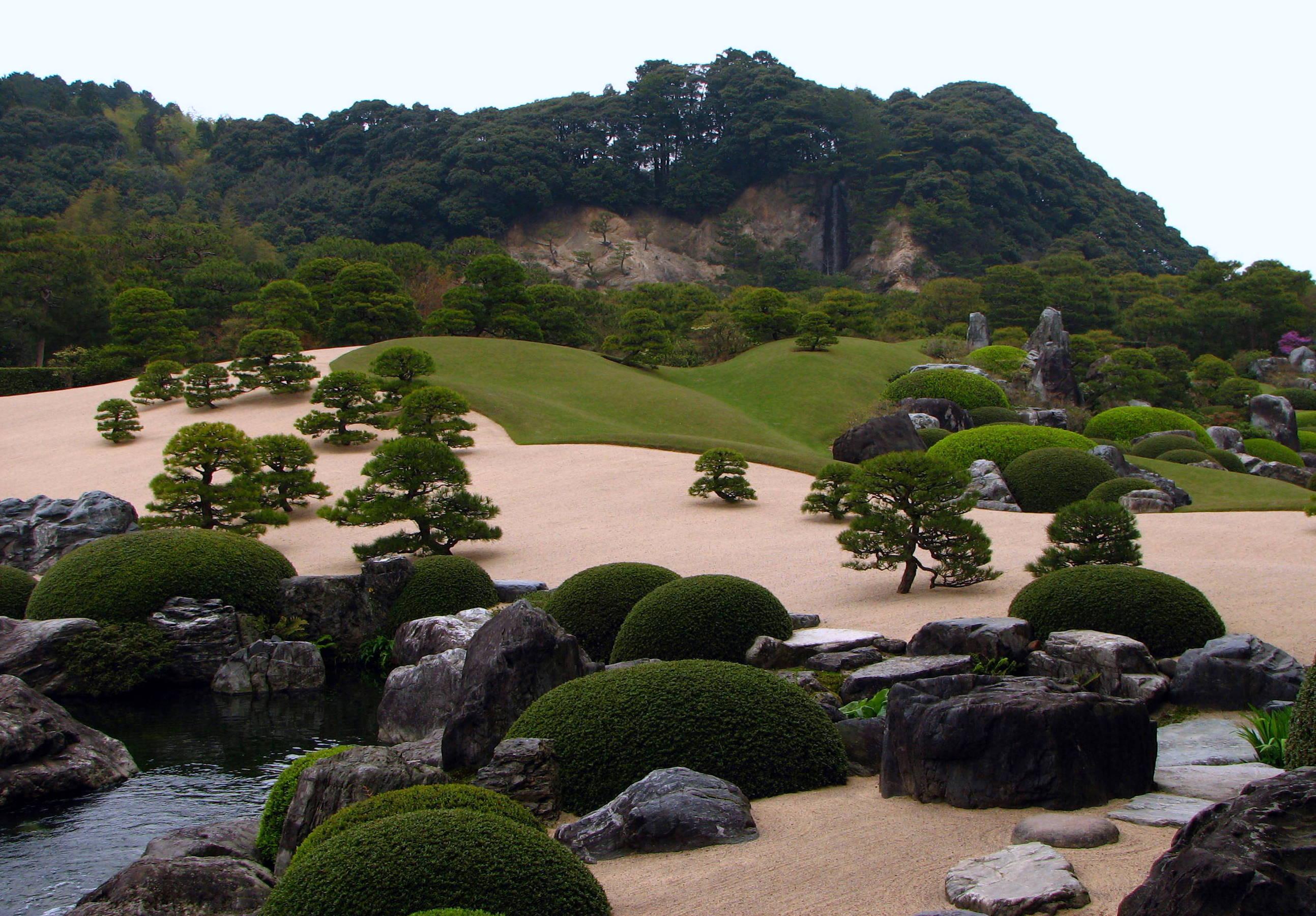 Adachi Museum of Art Garden 02