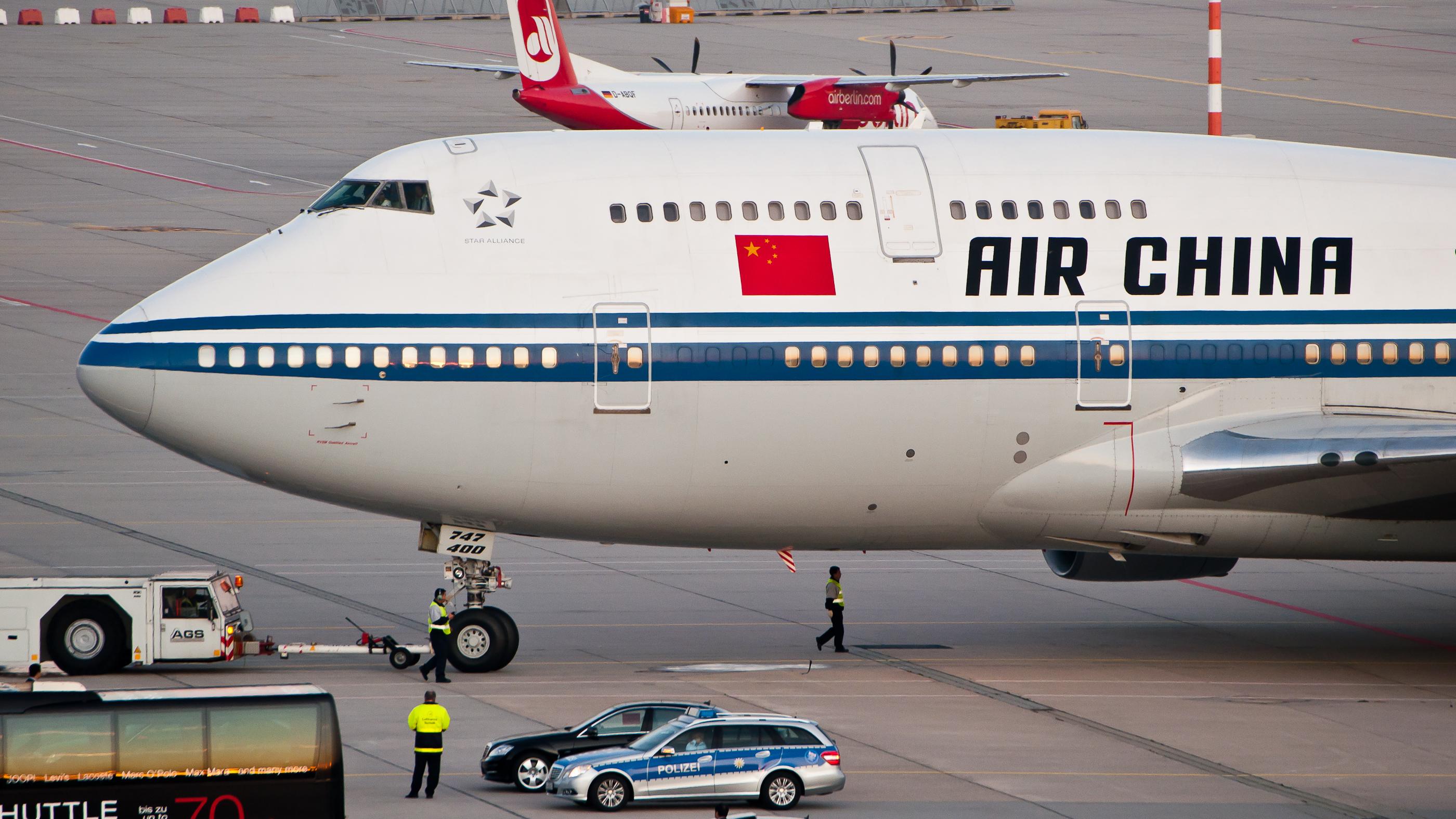 Resultado de imagen de AIR CHINA LIMITED