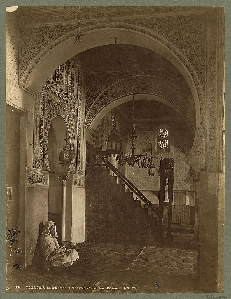 Tlemcen Algeria  city images : Fichier:Algerie mosquee tlemcen sidi bou medine — Wikipédia