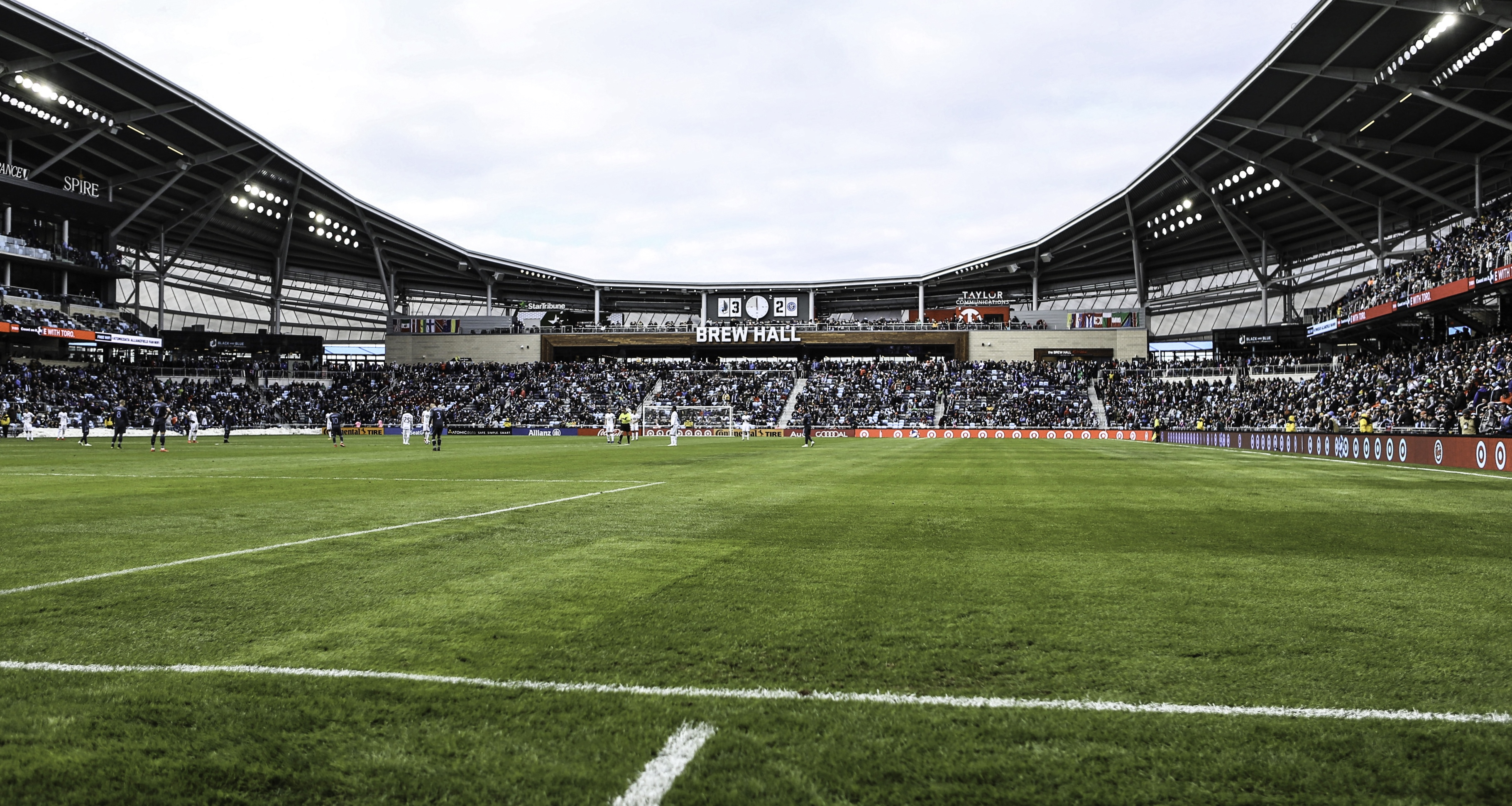 Image result for allianz field st paul