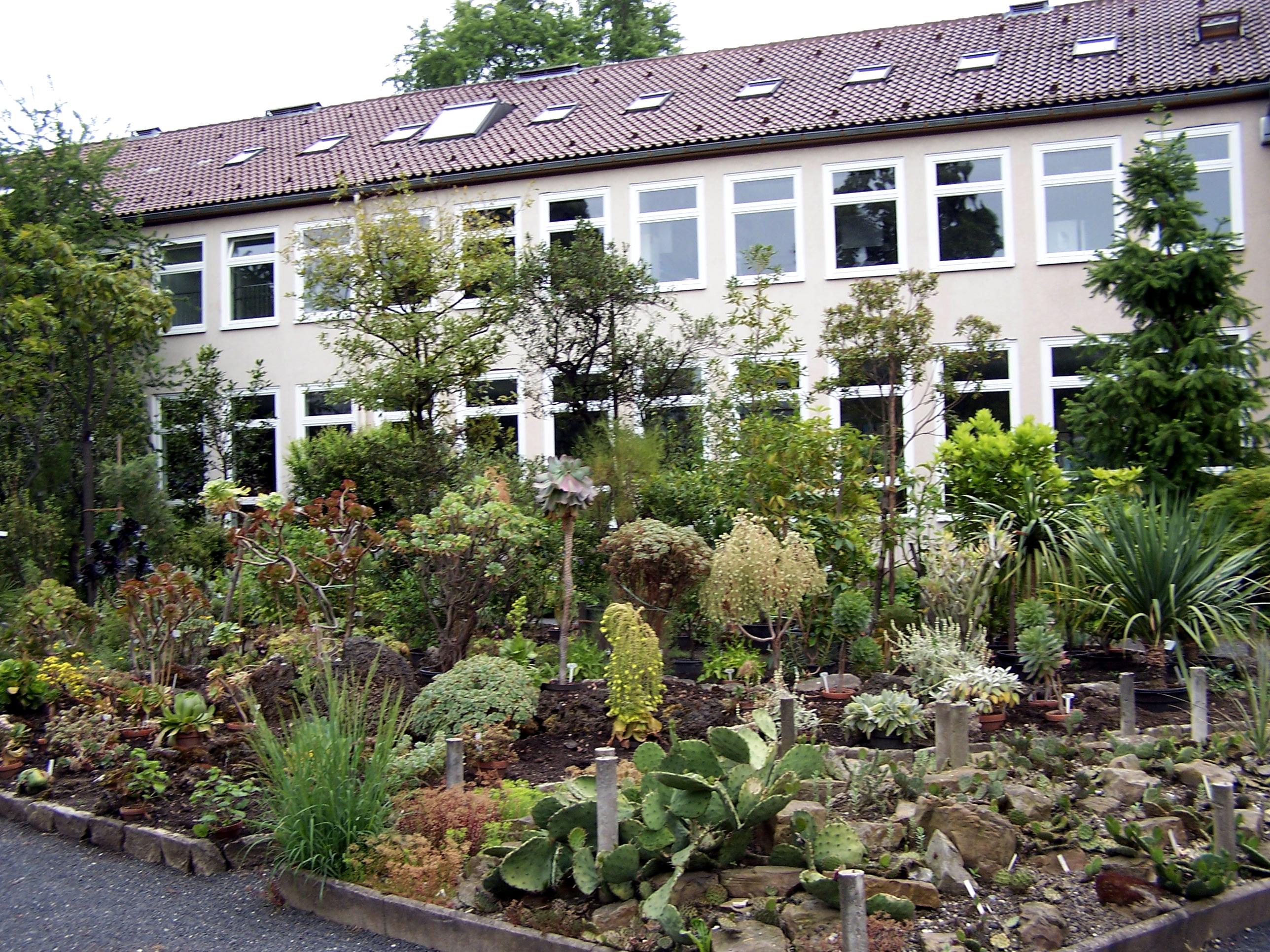Old Botanical Garden Of Göttingen University Wikipedia