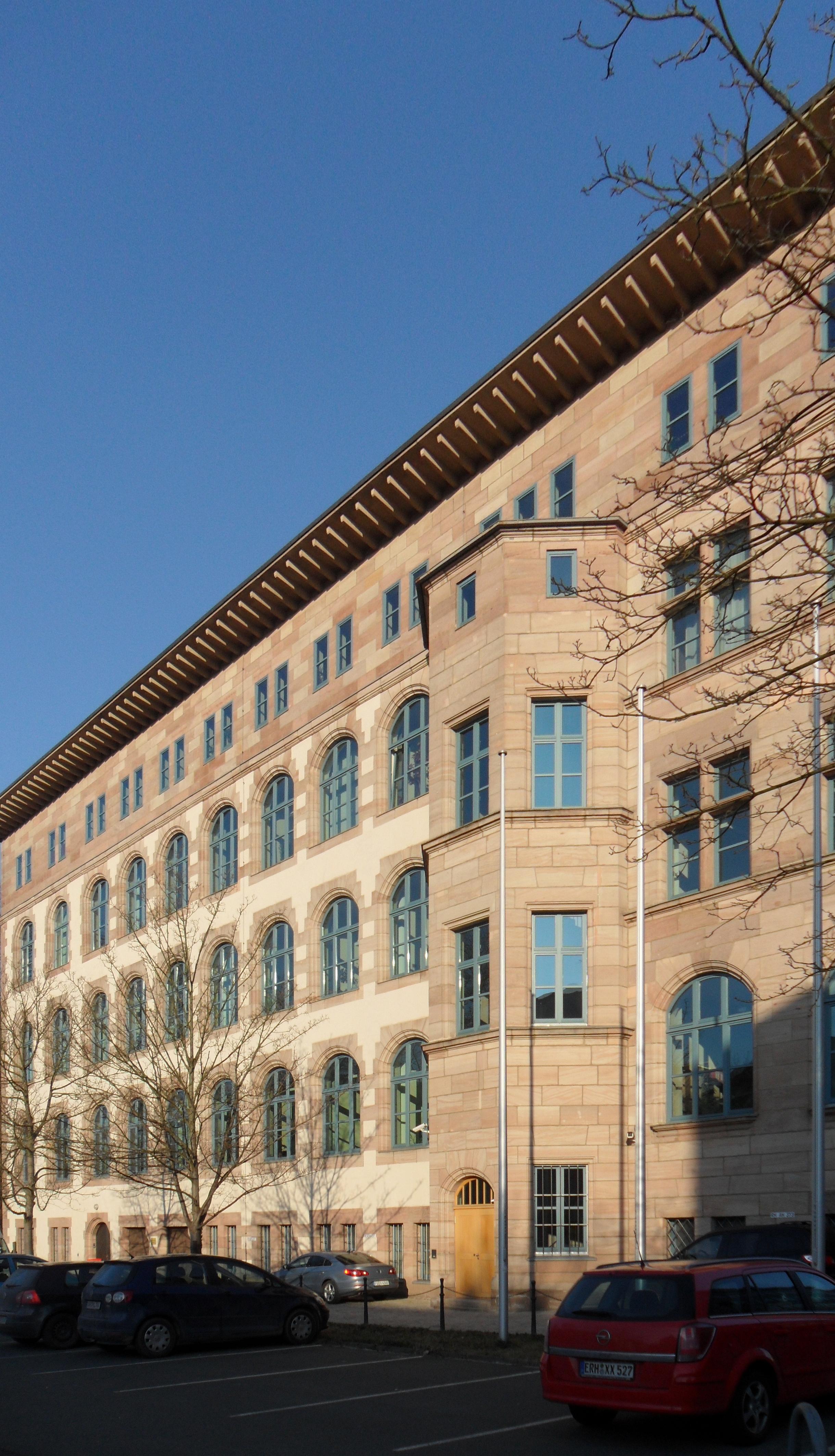 Amtsgericht Nürnberg Flaschenhofstr file amtsgericht nürnberg flaschenhofstraße 35 marienvorstadt 08 jpg