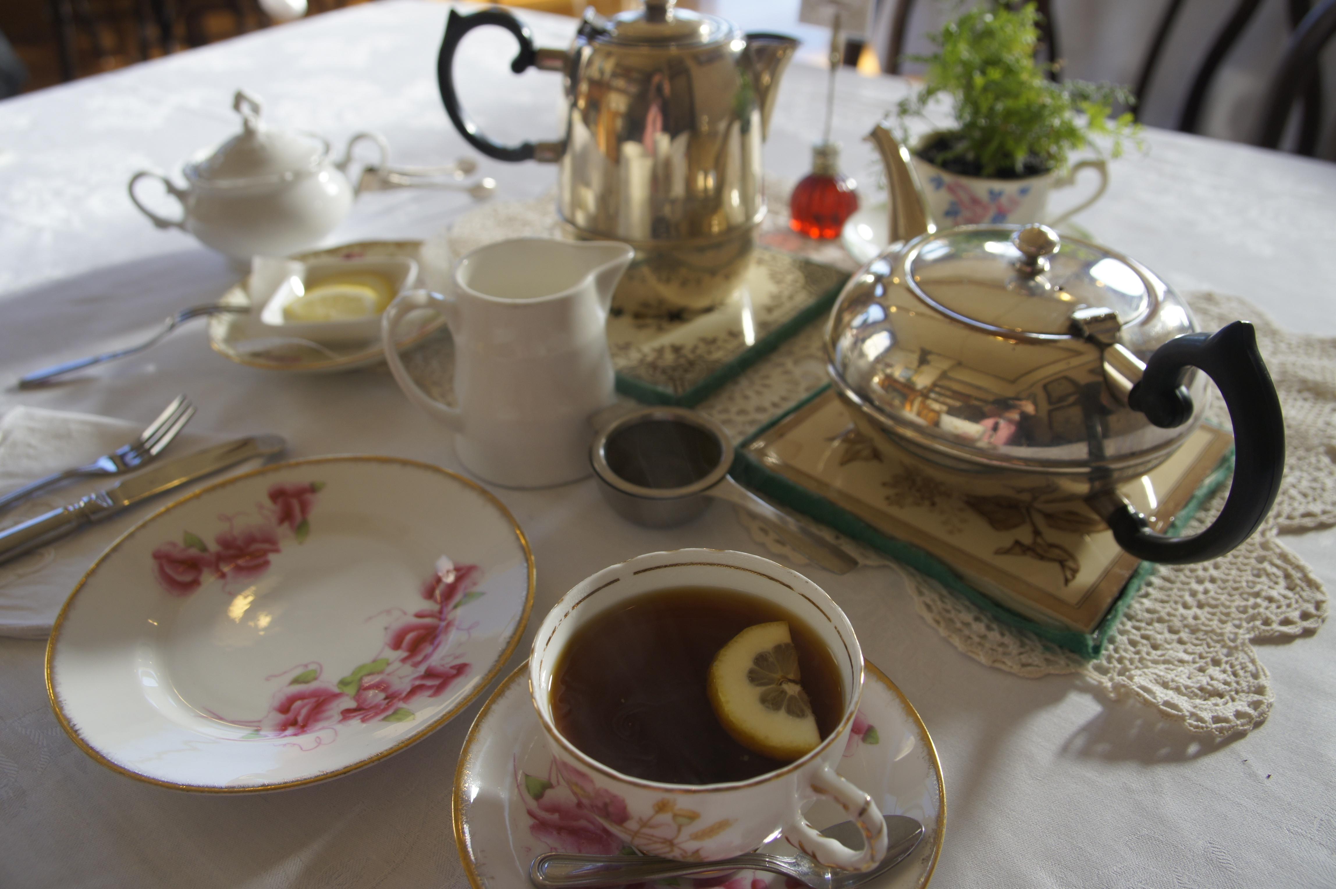 Annie S Tea Room Manchester