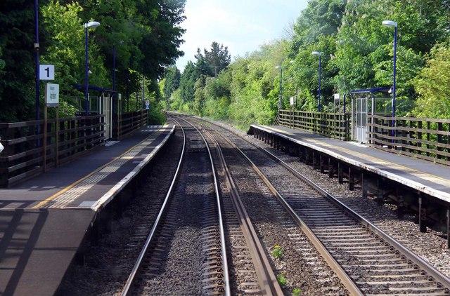 Cherwell Valley line - Wikipedia
