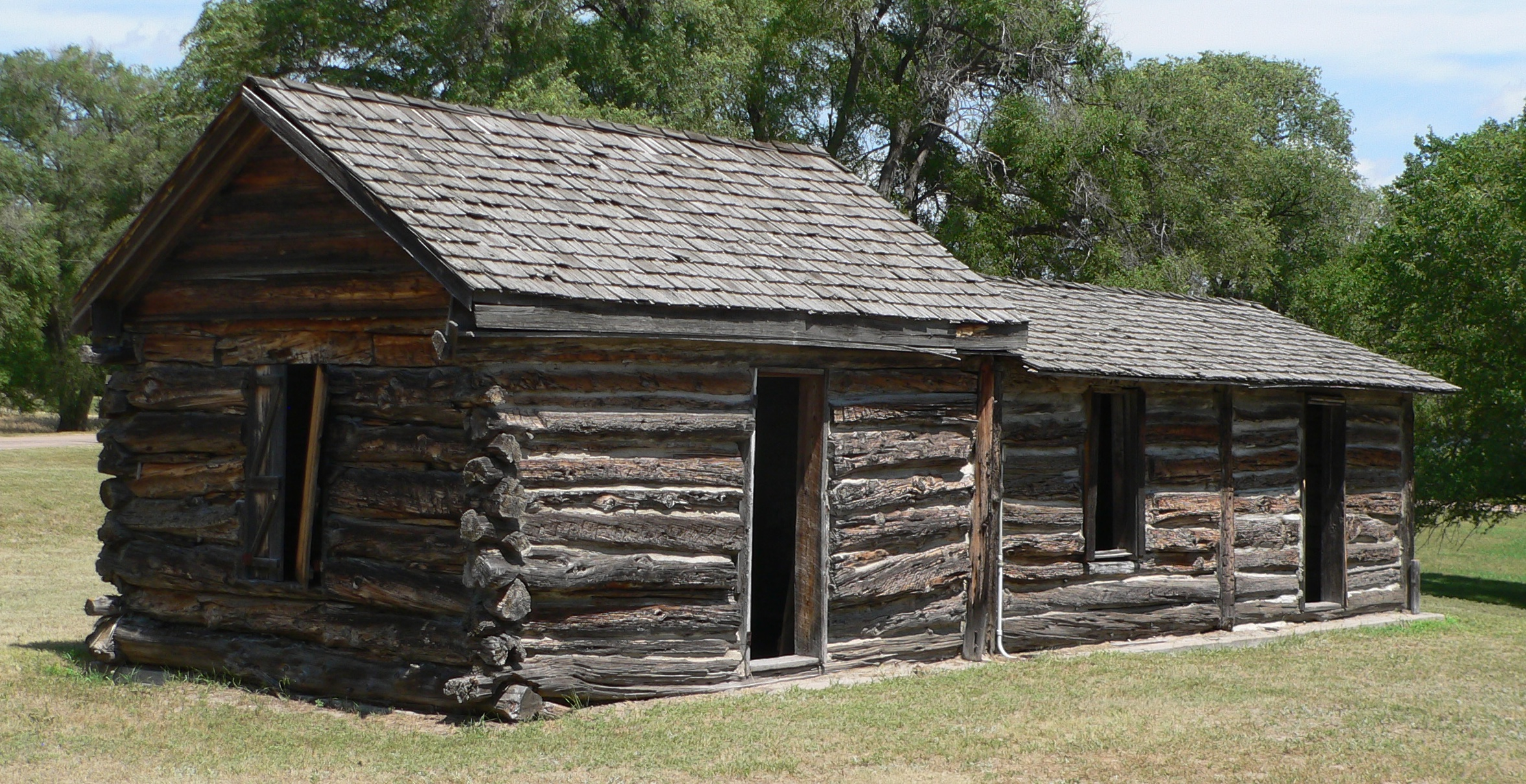 File:Arthur Nebraska Log Cabin 4.JPG Wikimedia Commons. Full resolution‎  file, nominally Width 2353 Height 1210 pixels, file with #4C6D7F.