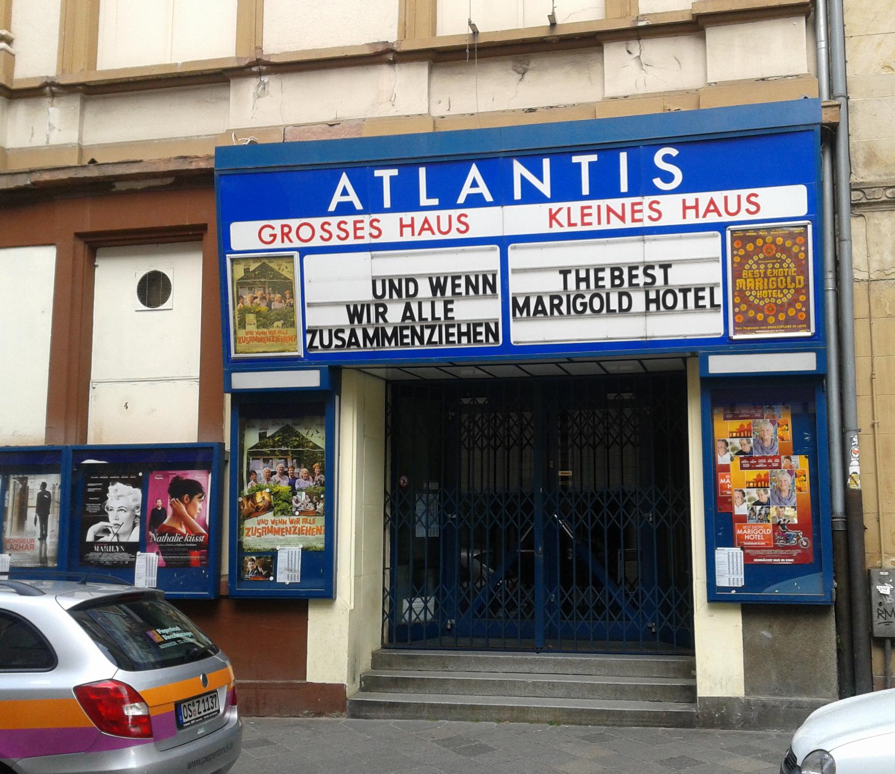 Mannheim Atlantis