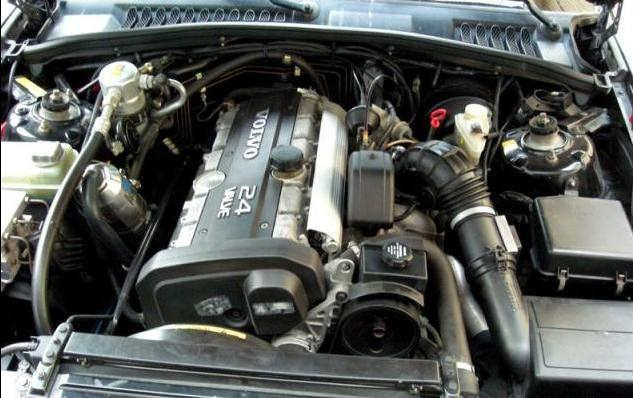 B6304  Volvo Turbo Engine Diagram on