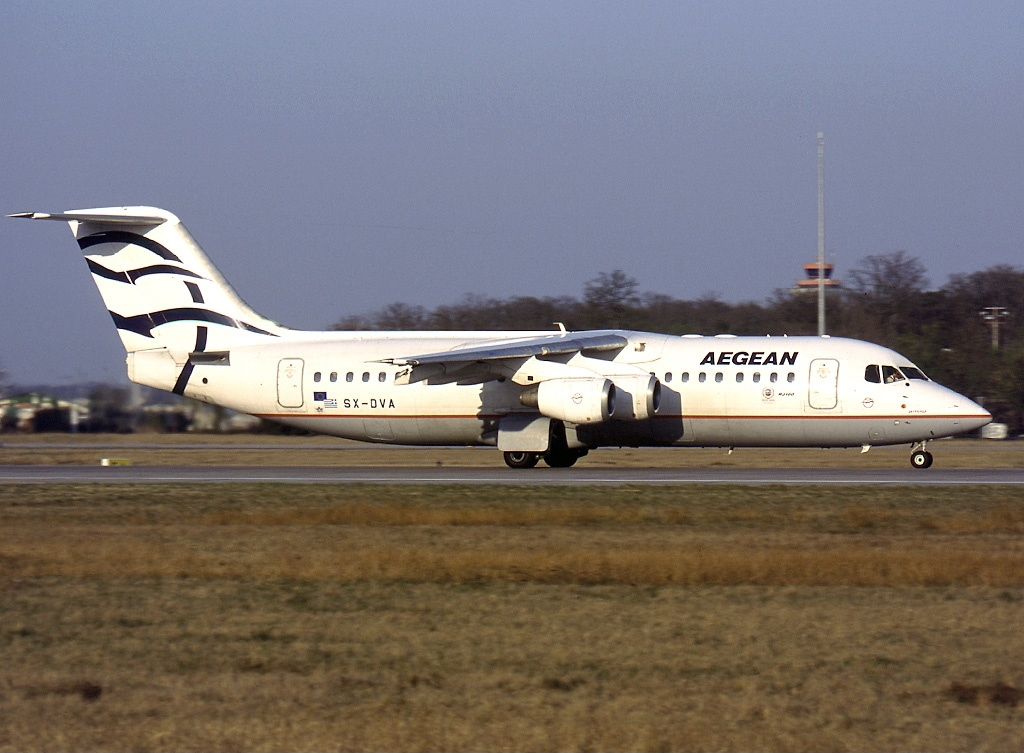 3 European Airlines That Didn't Cancel A Single Flight In September: Aegean Airlines