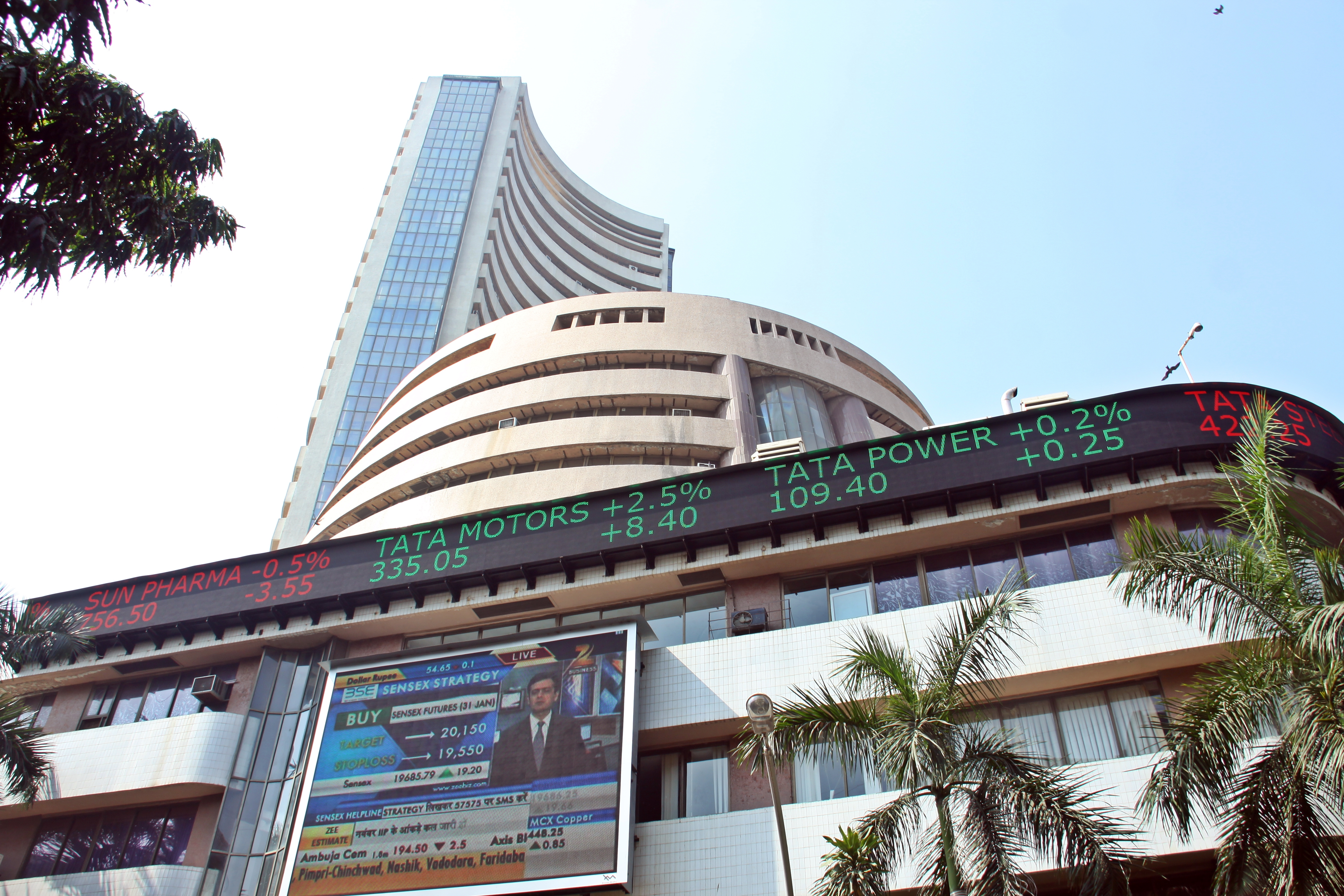Mumbai Candid Virtual Tour Bungalow 9: July 9: The Day BSE Was Created
