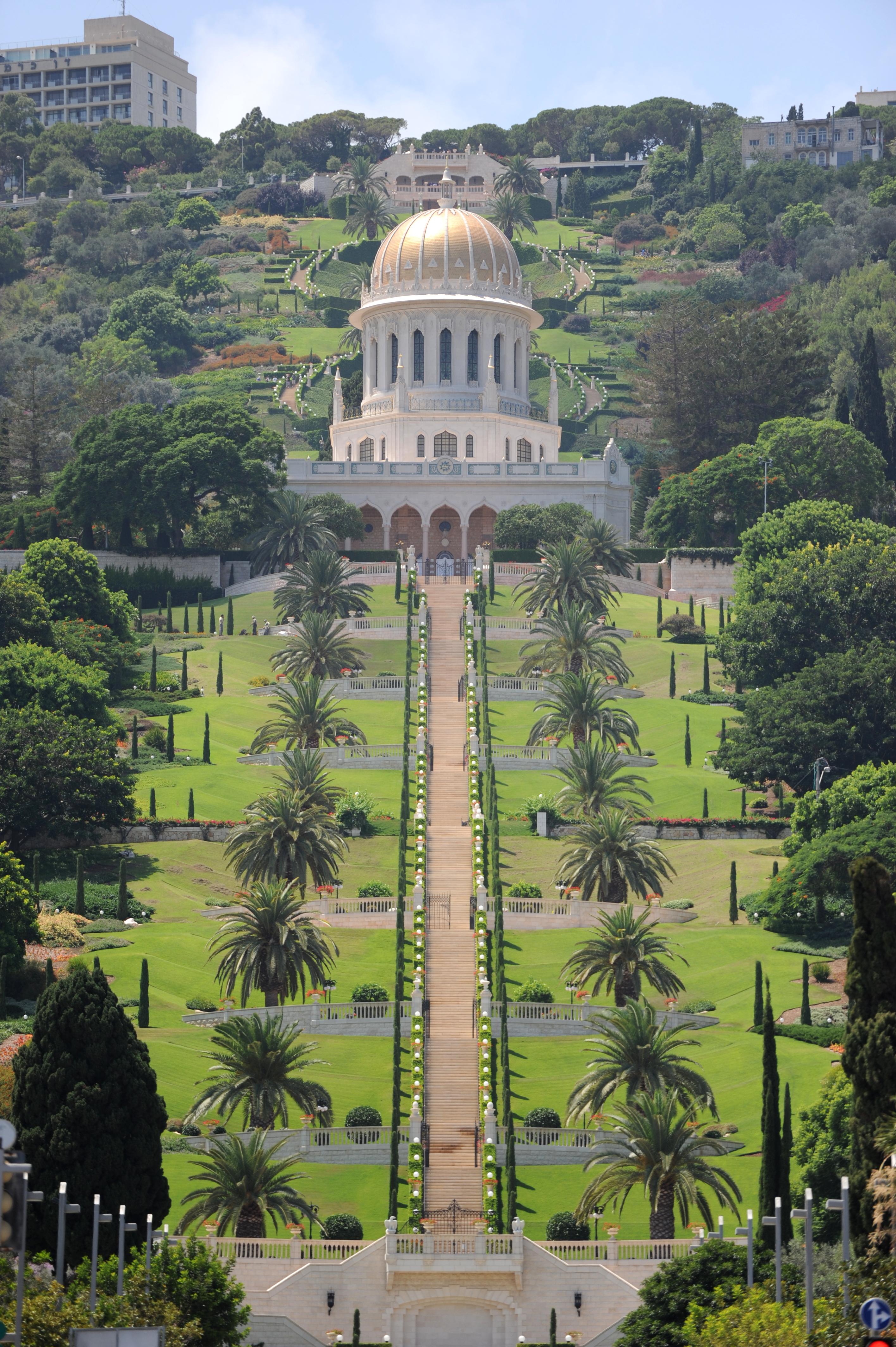 bahai gardens check out bahai gardens cntravel