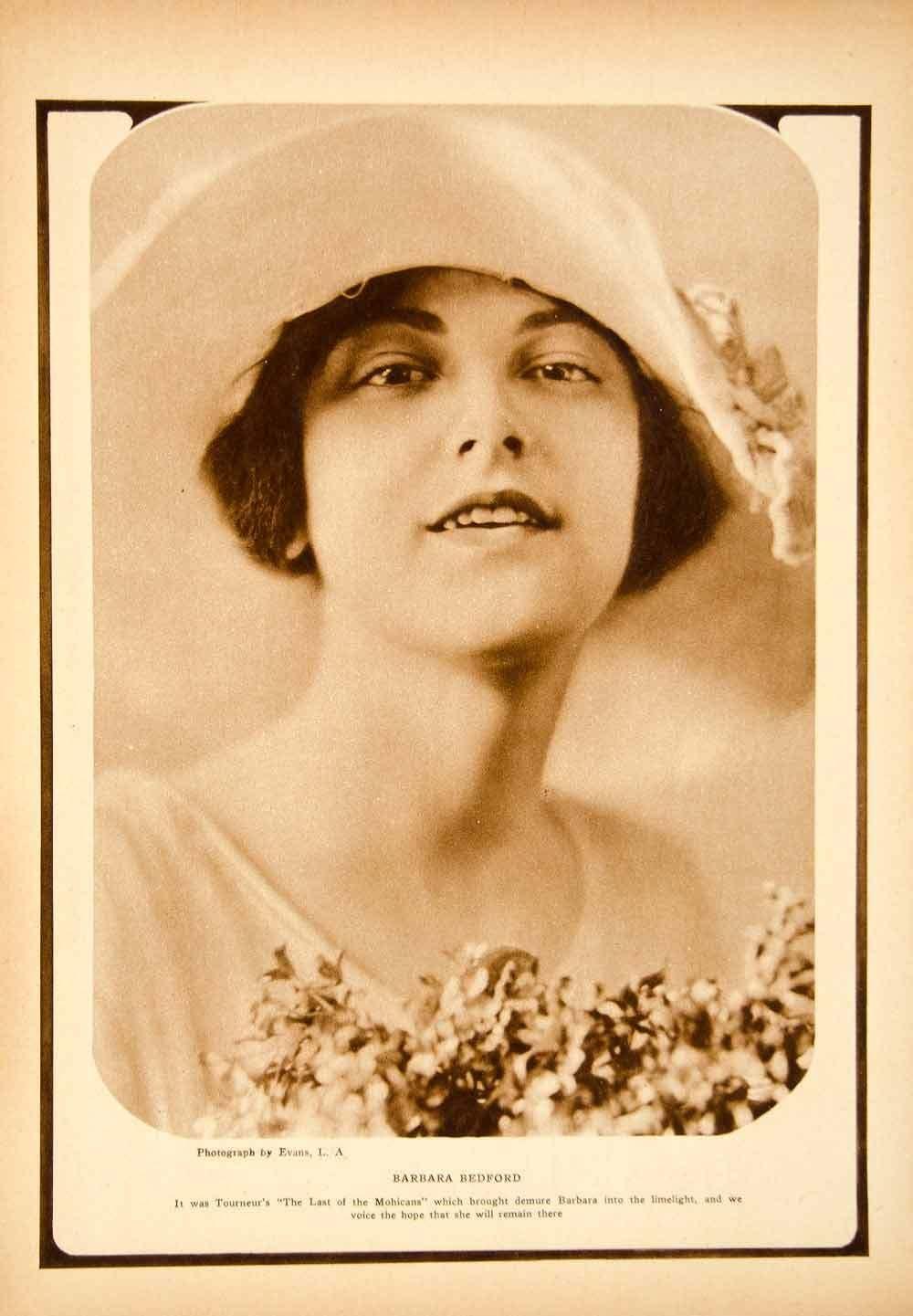 Barbara Bedford (actress)