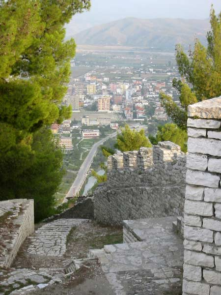 Fitxategi:Berat (View from Castle).jpg
