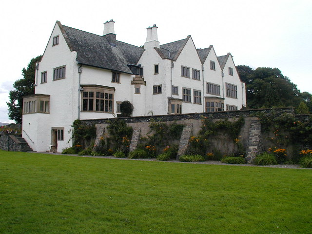 File:Blackwell - The Arts and Crafts House - geograph.org ...