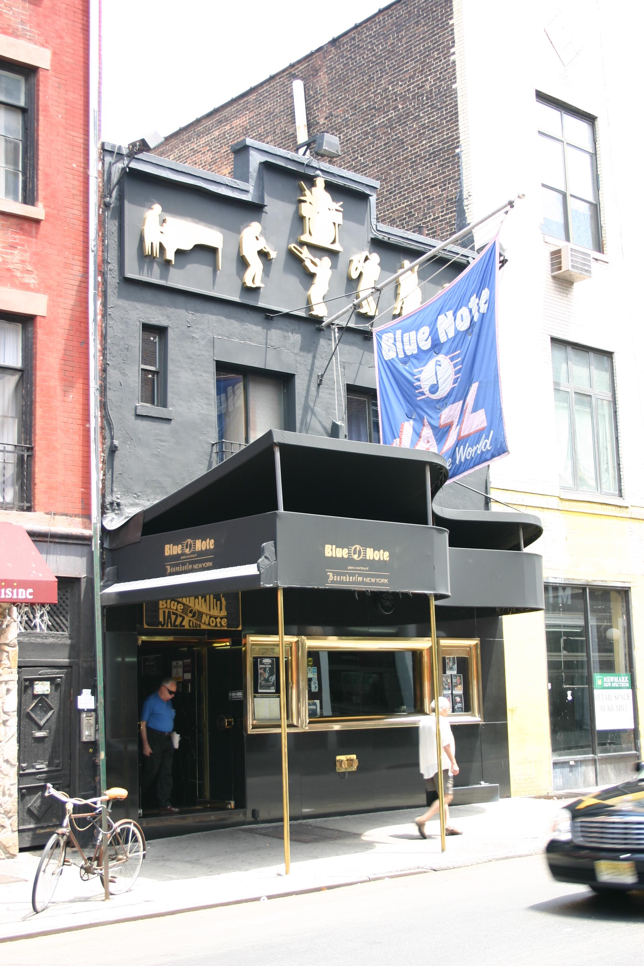 Olivier Blue Note Cafe Berlin