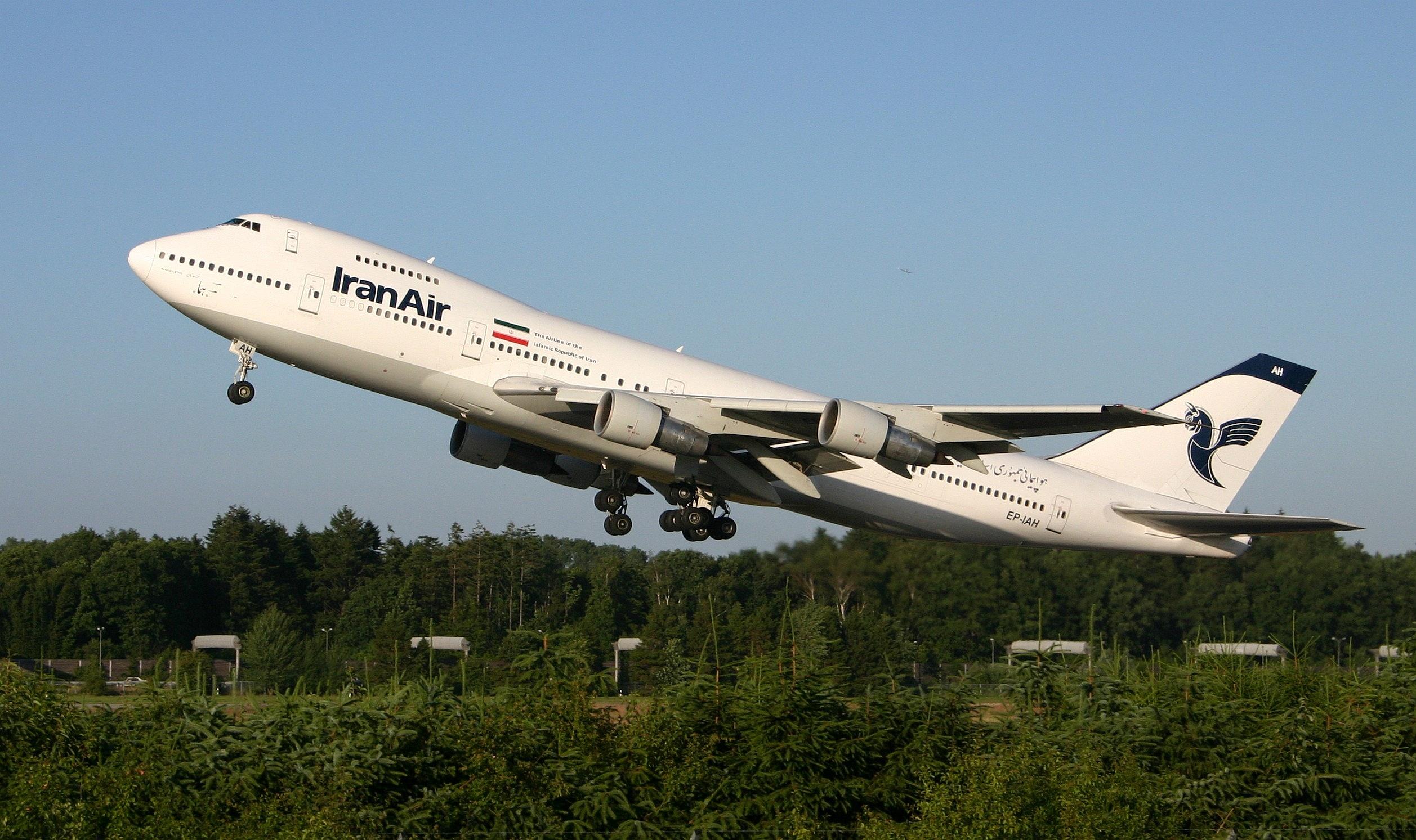 Resultado de imagen para Iran Boeing wiki