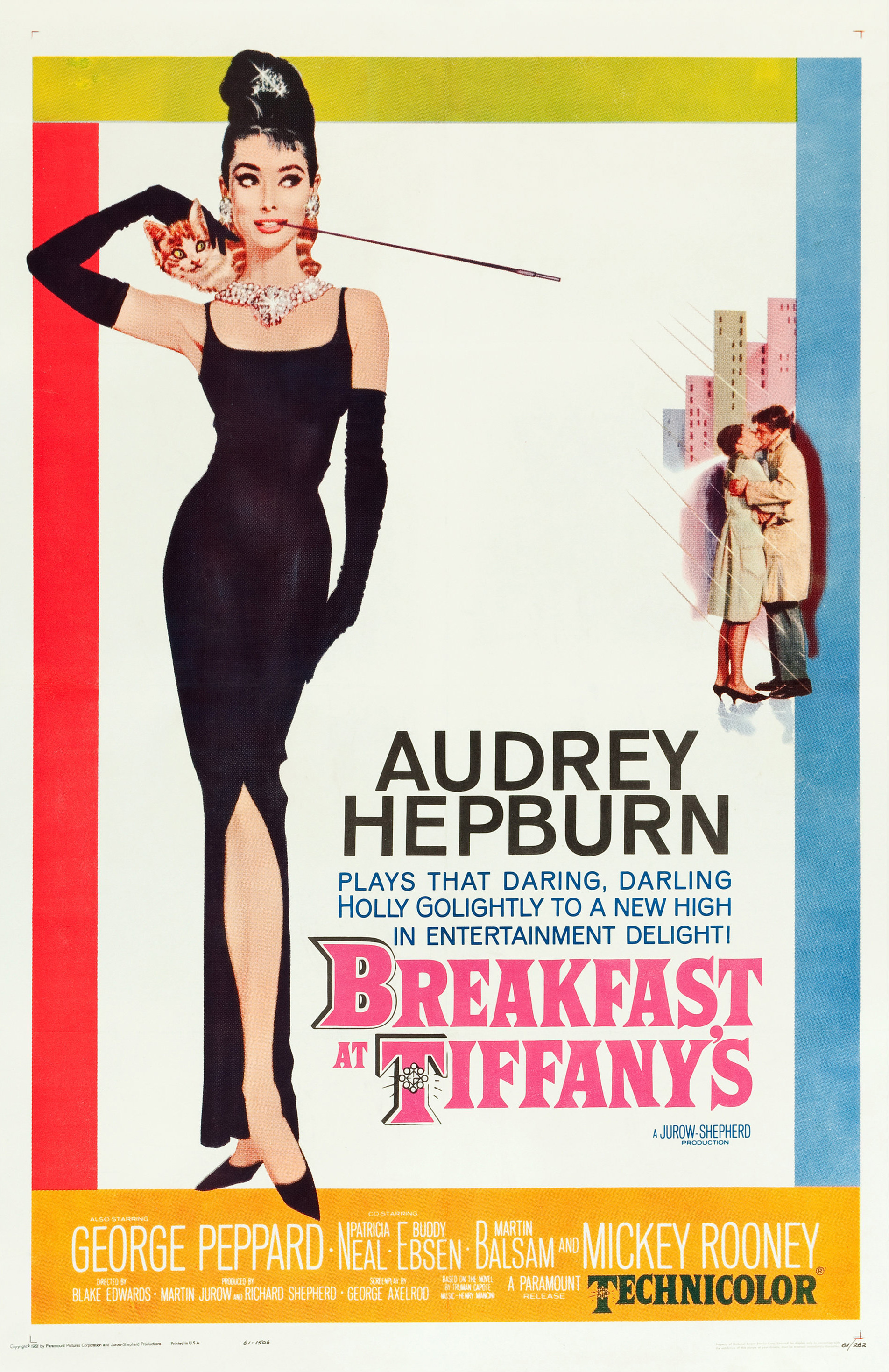 All That Way For Love 2011 breakfast at tiffany's (film) - wikipedia