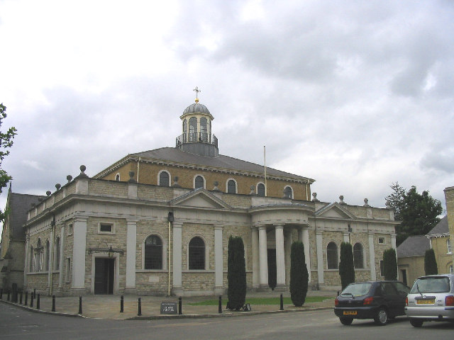 Brentwood Cathedral, Ingrave Road, Brentwood, Essex - geograph.org.uk - 34071